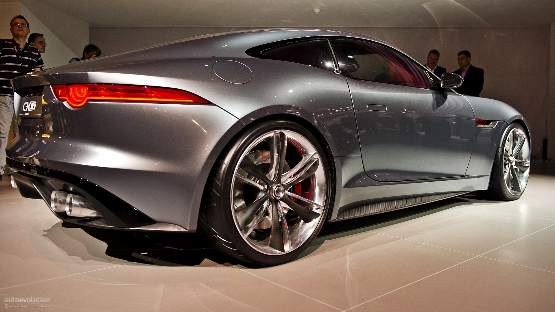 jaguar c x16 download