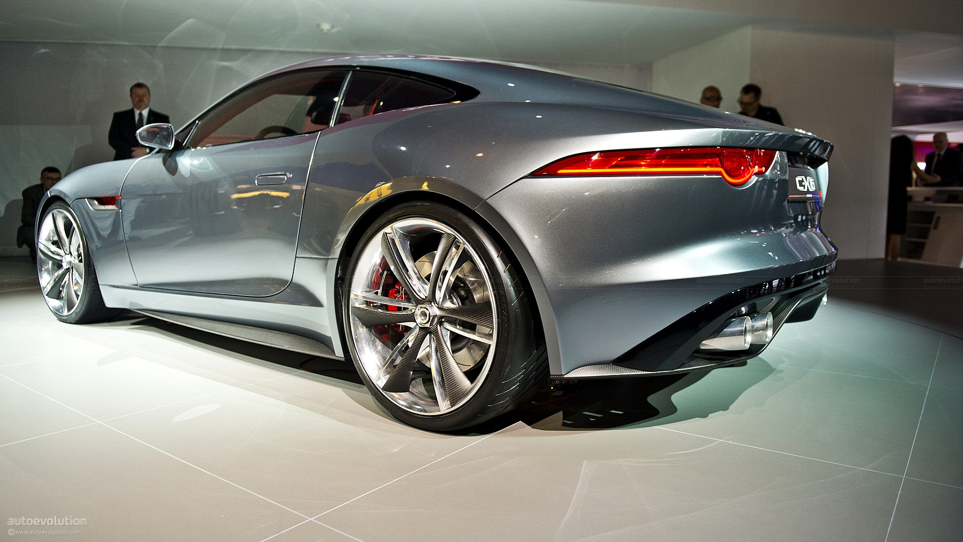 jaguar c x16 hd photos
