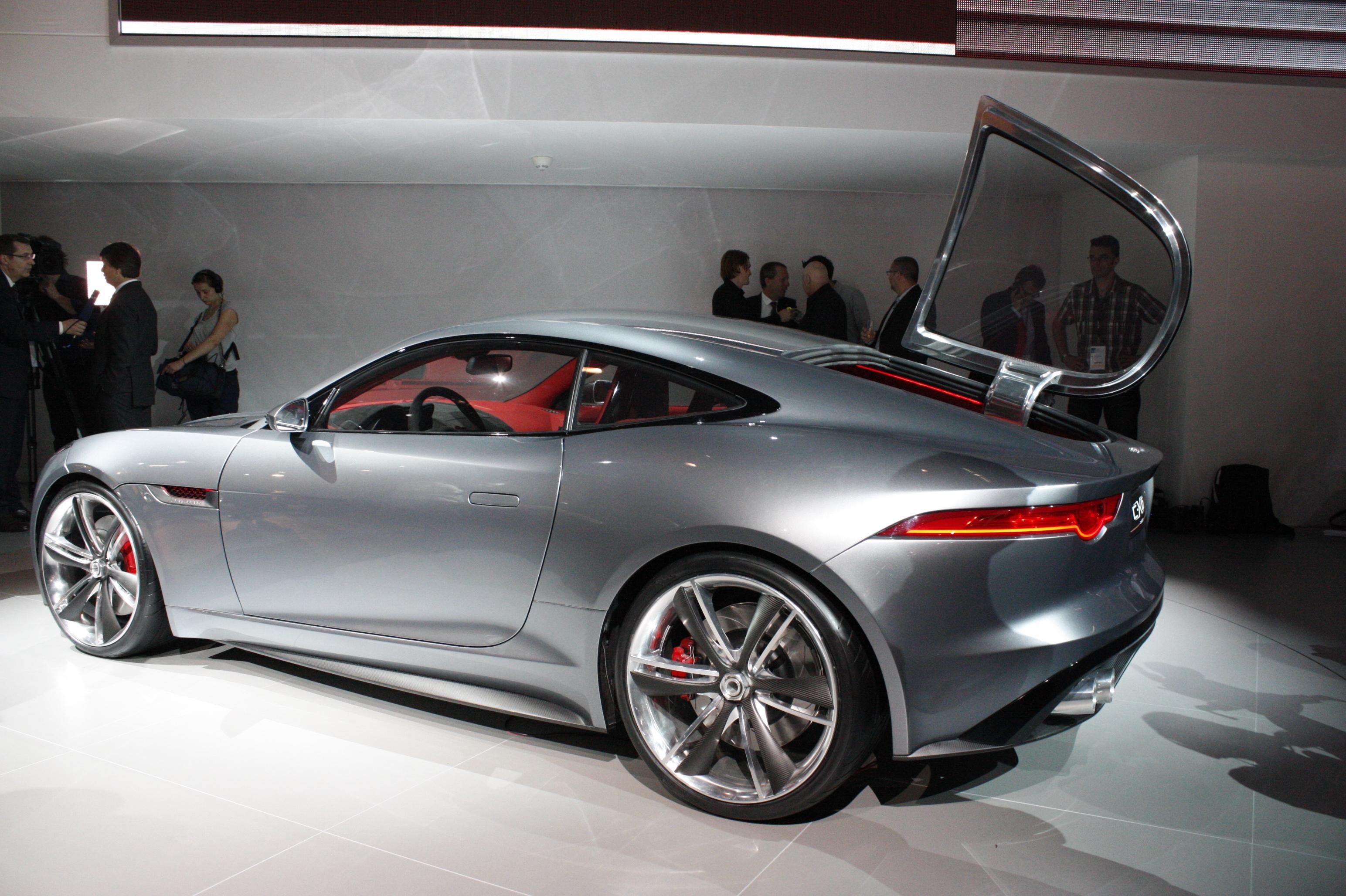 jaguar c x16 hd pics