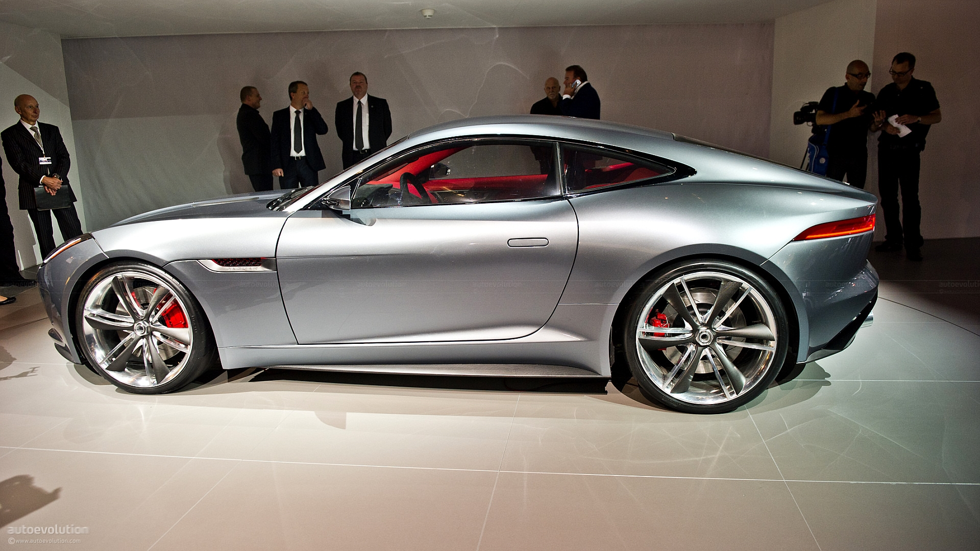 jaguar c x16 photos
