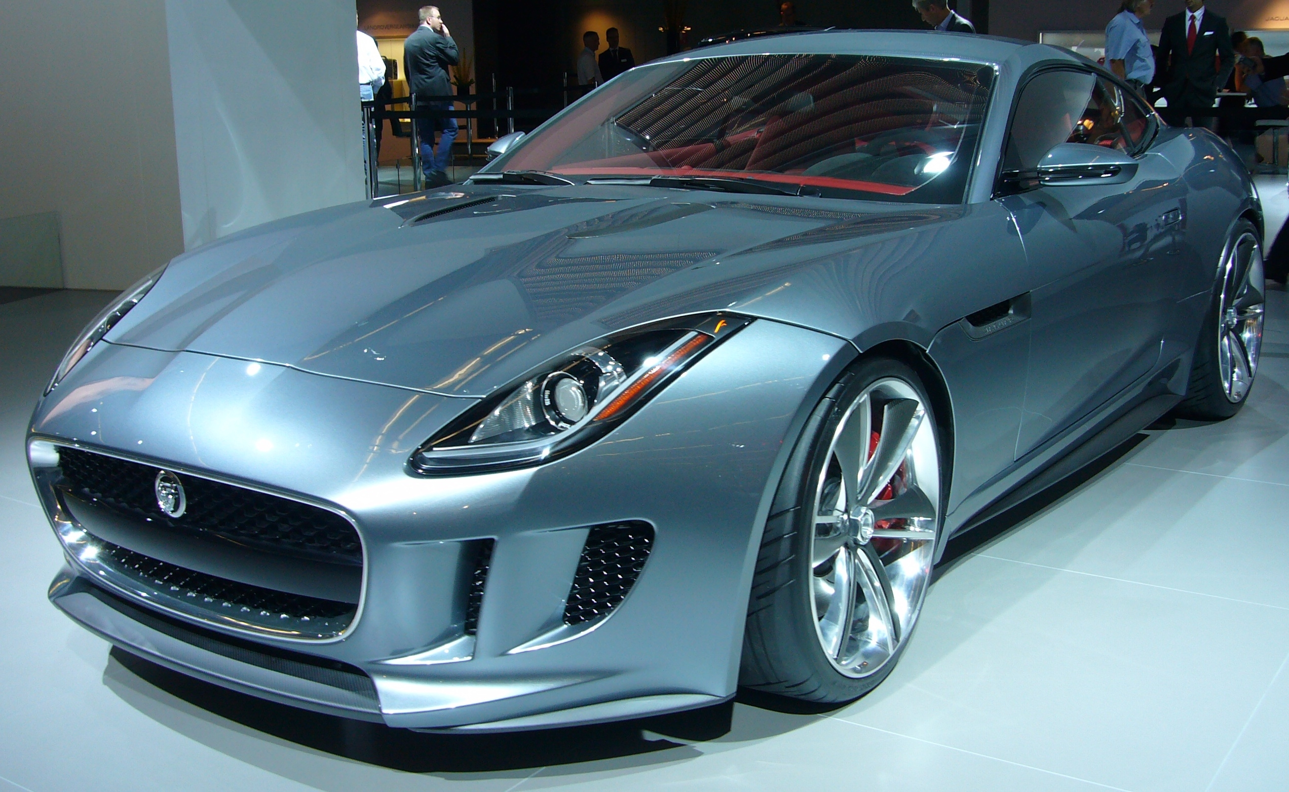 jaguar c x16 wallpaper