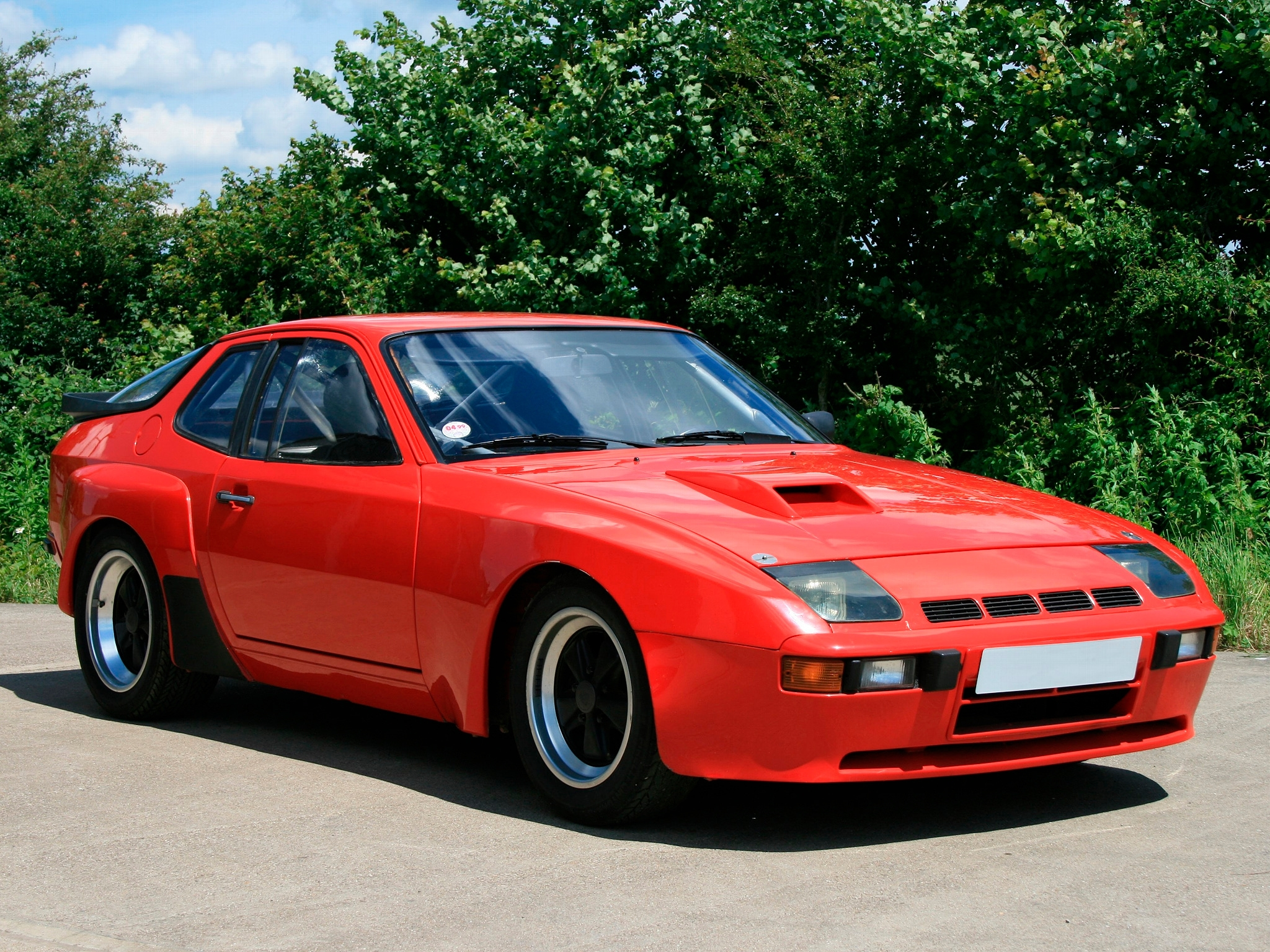 porsche 924 download wallpaper