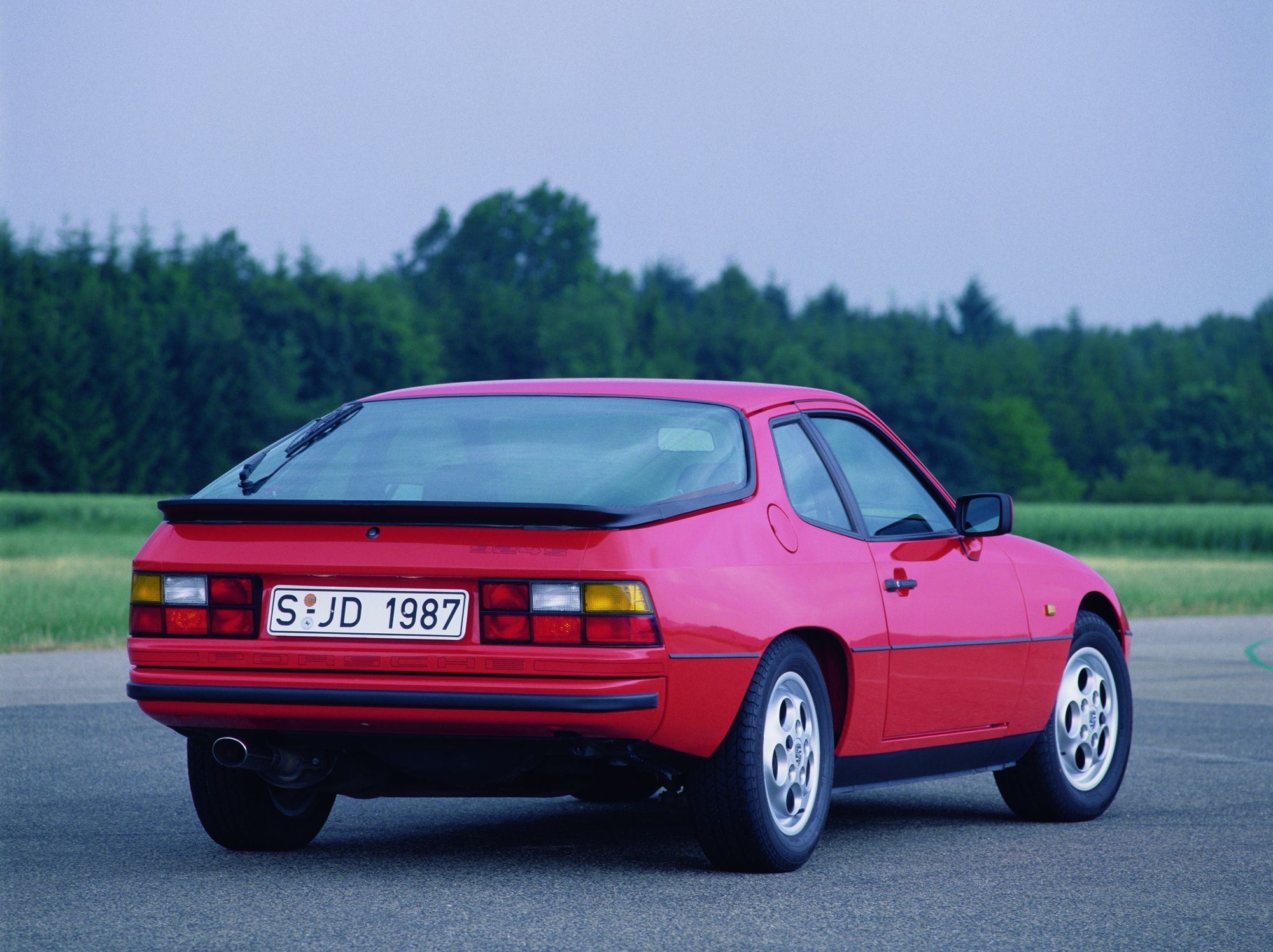 porsche 924 hd wallpaper