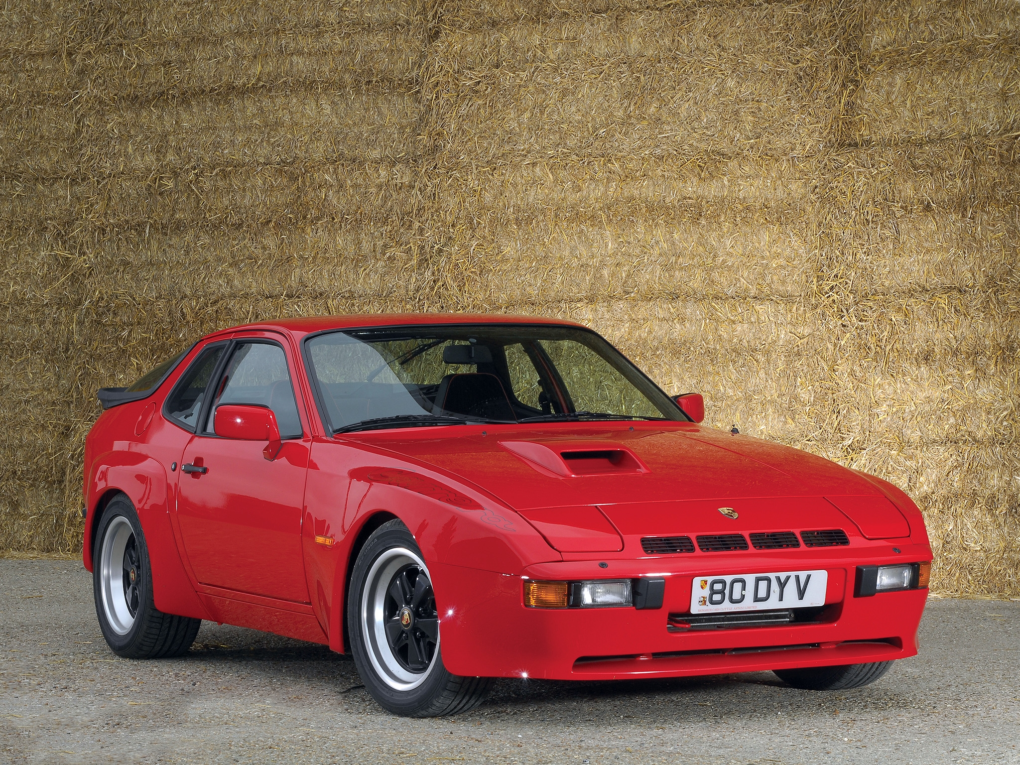 porsche 924 new photos