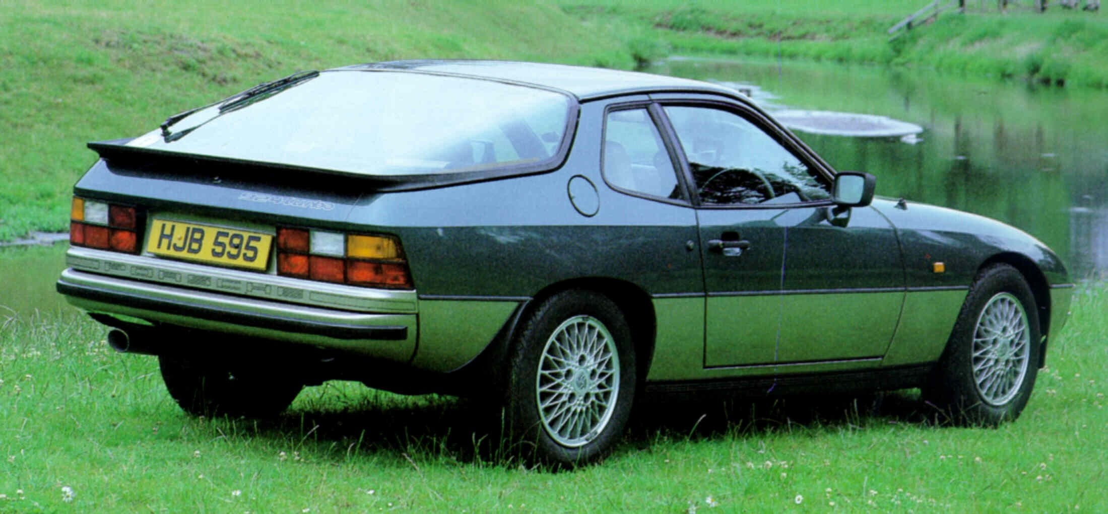 porsche 924 wallpapers hd
