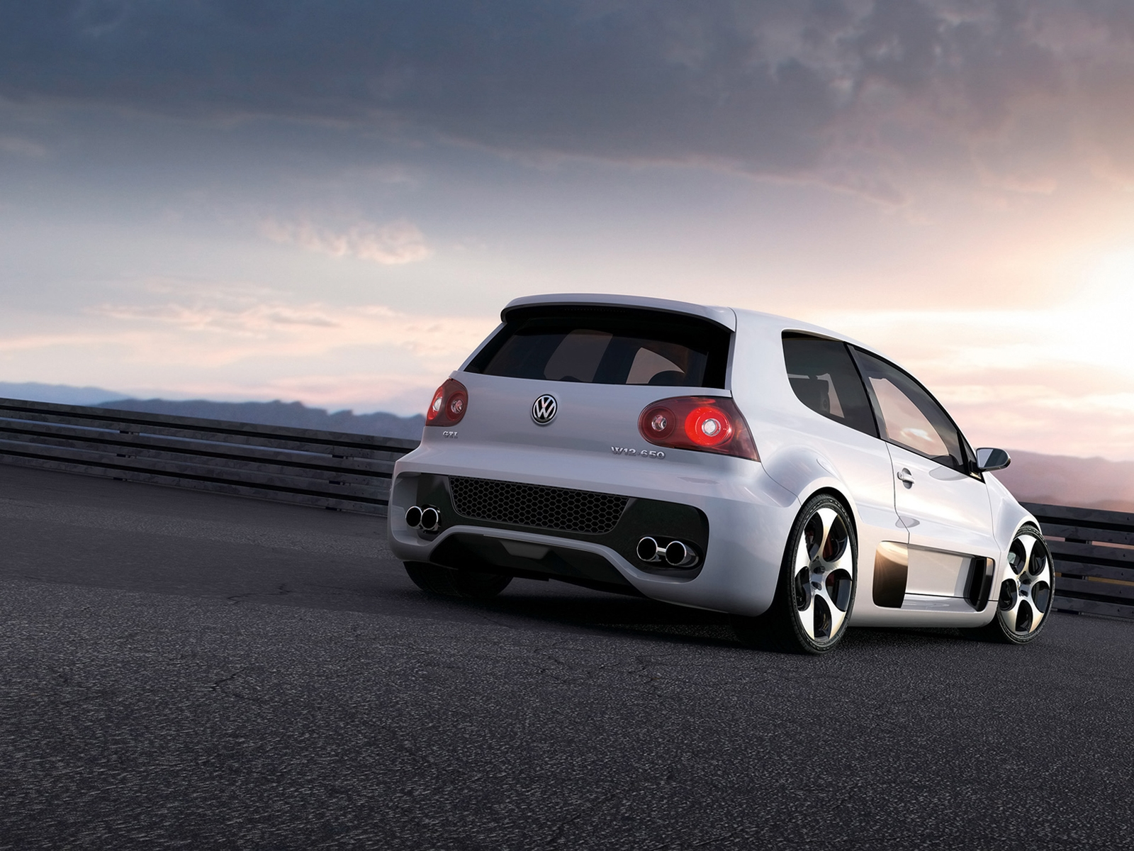 volkswagen golf gti wallpapers hd