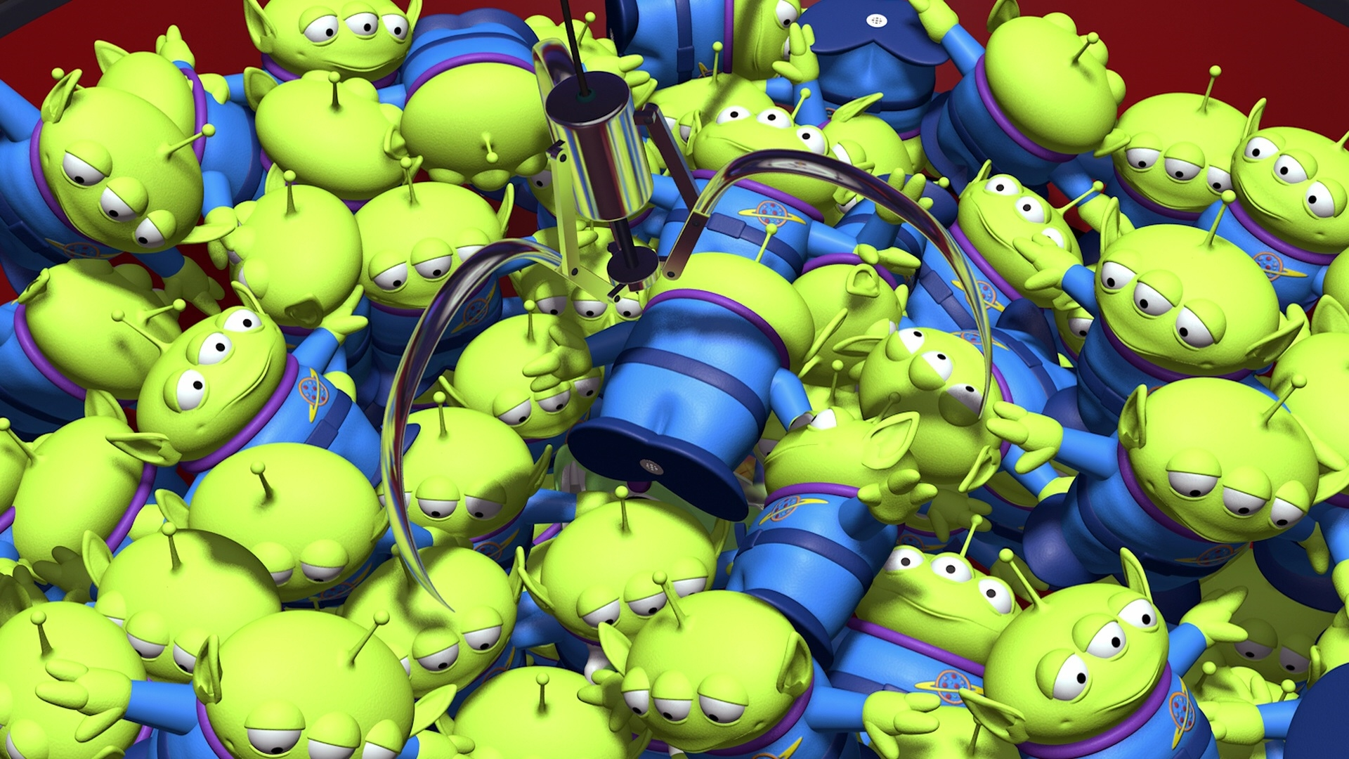 aliens eyes toy story 1 2 3 free hd wallpaper