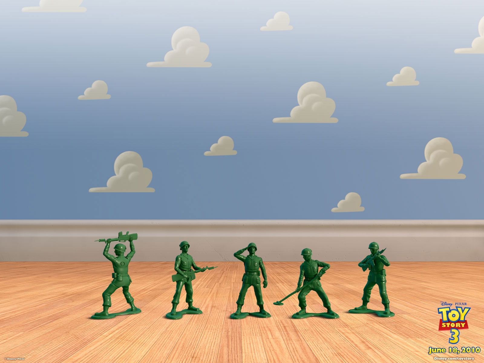 army men toy story 1 2 3