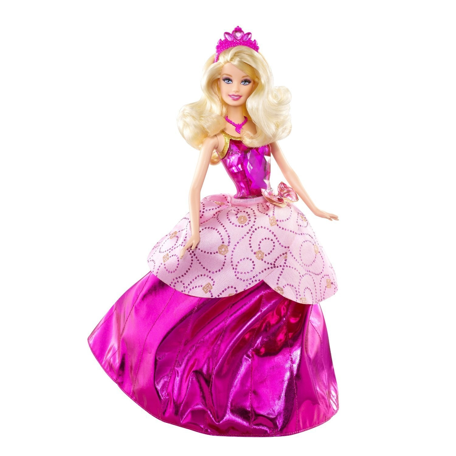 barbie blair 3 in 1 transforming doll image