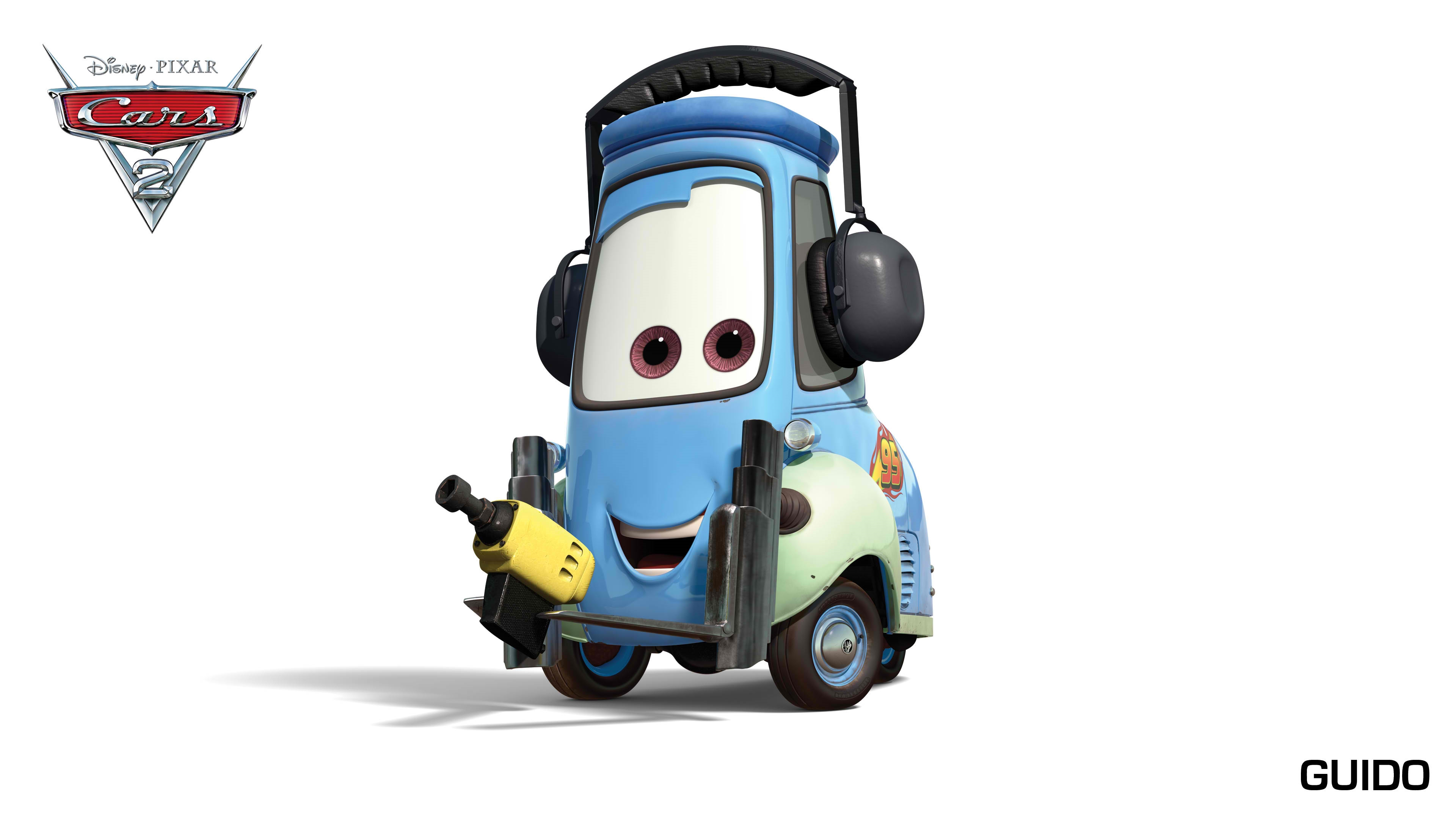 cars 2 guido free hd image