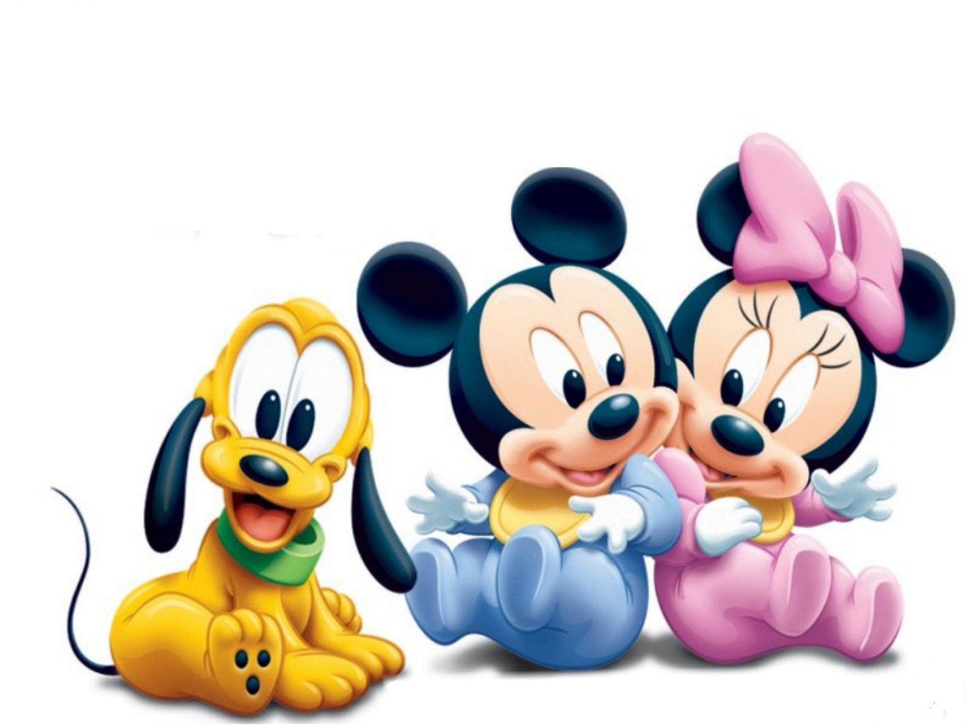 cartoon mickey mouse daisy