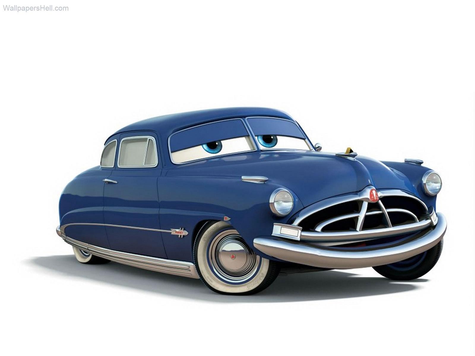 disney cars blue free wallpaper hd