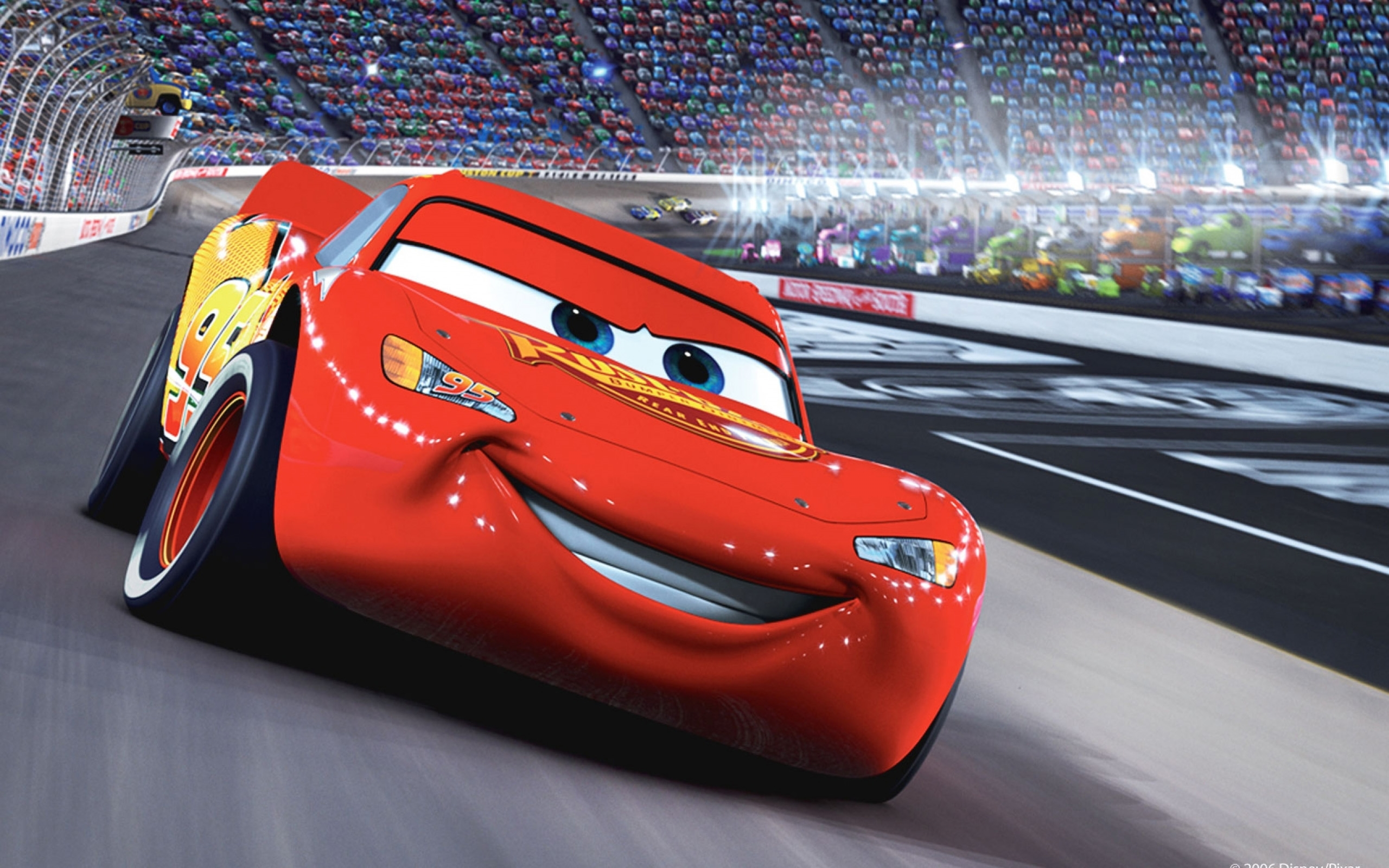 disney cars hd free wallpaper