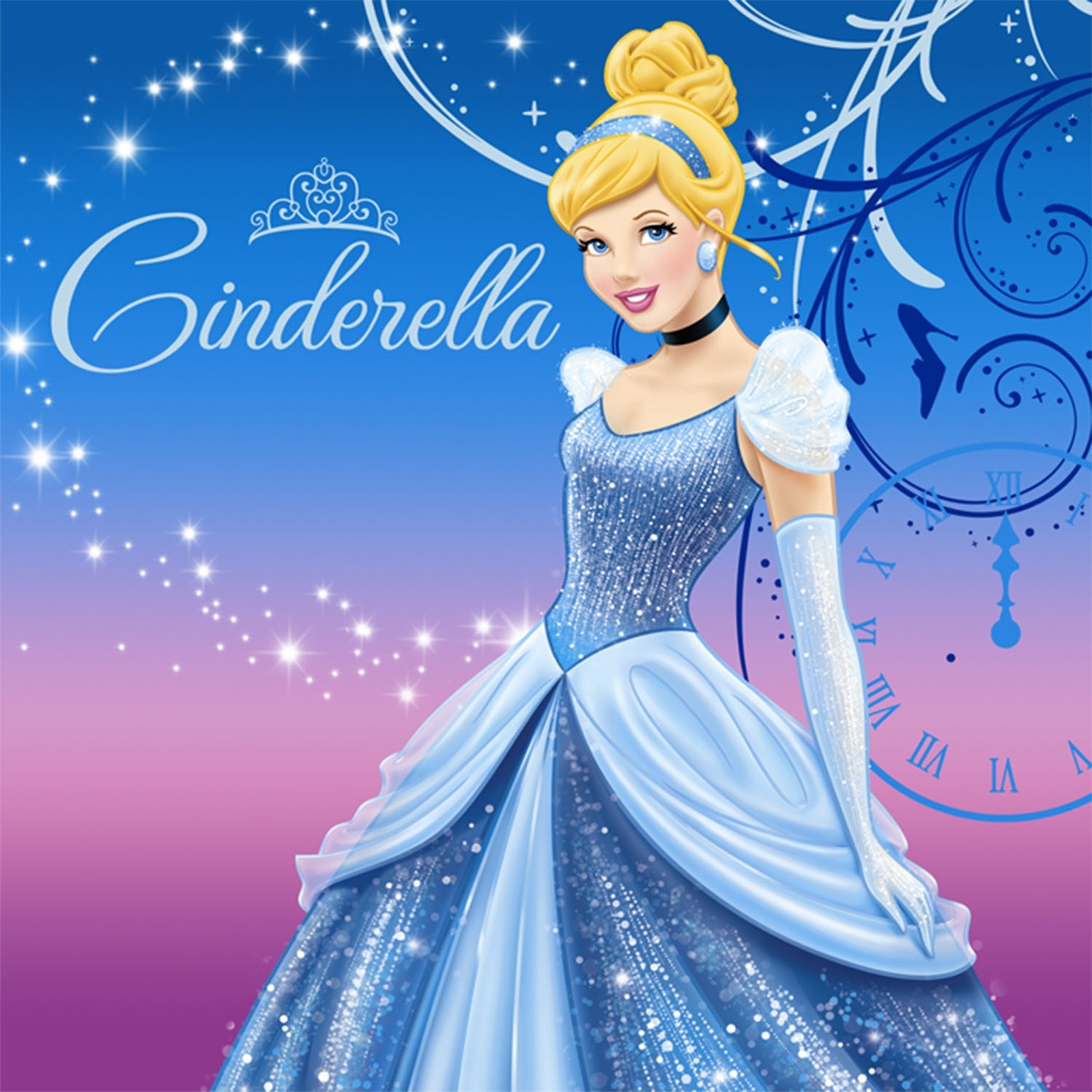 disney cinderella princess hd desktop wallpaper