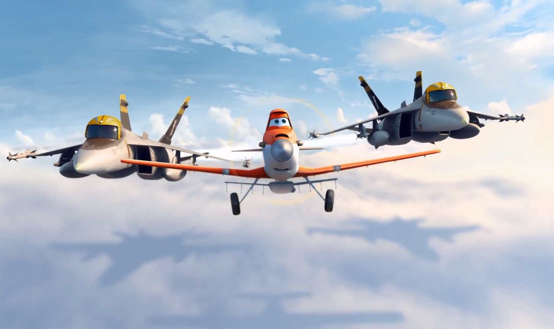 disney pixar planes free desktop wallpaper