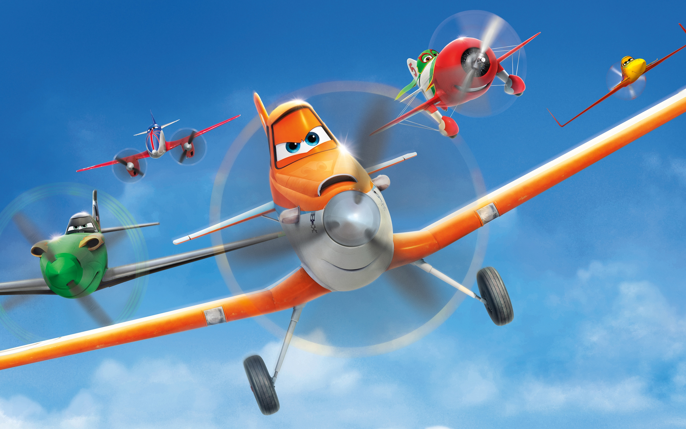 disney pixar planes free hd wallpaper