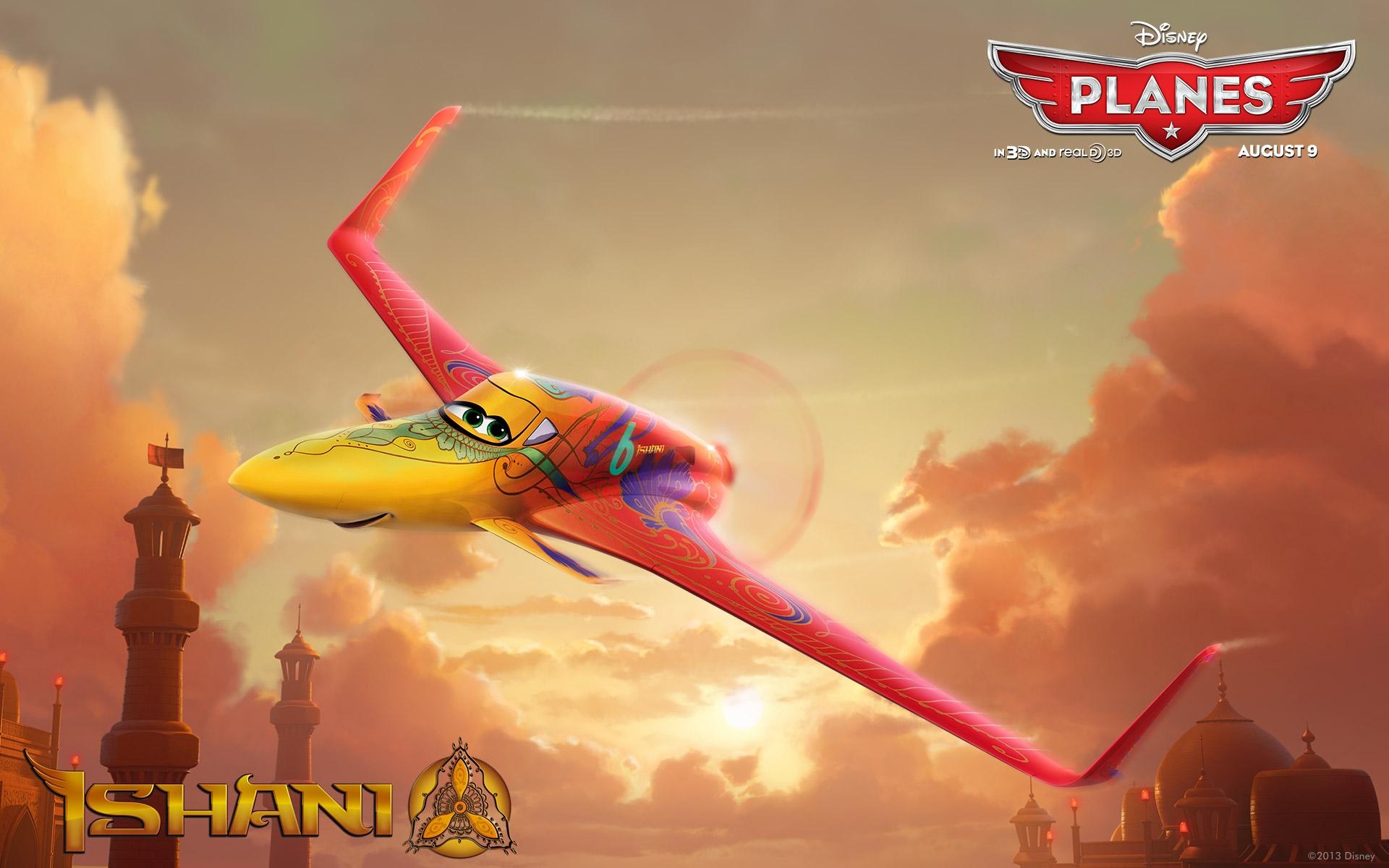 disney planes movie free wallpaper ishani