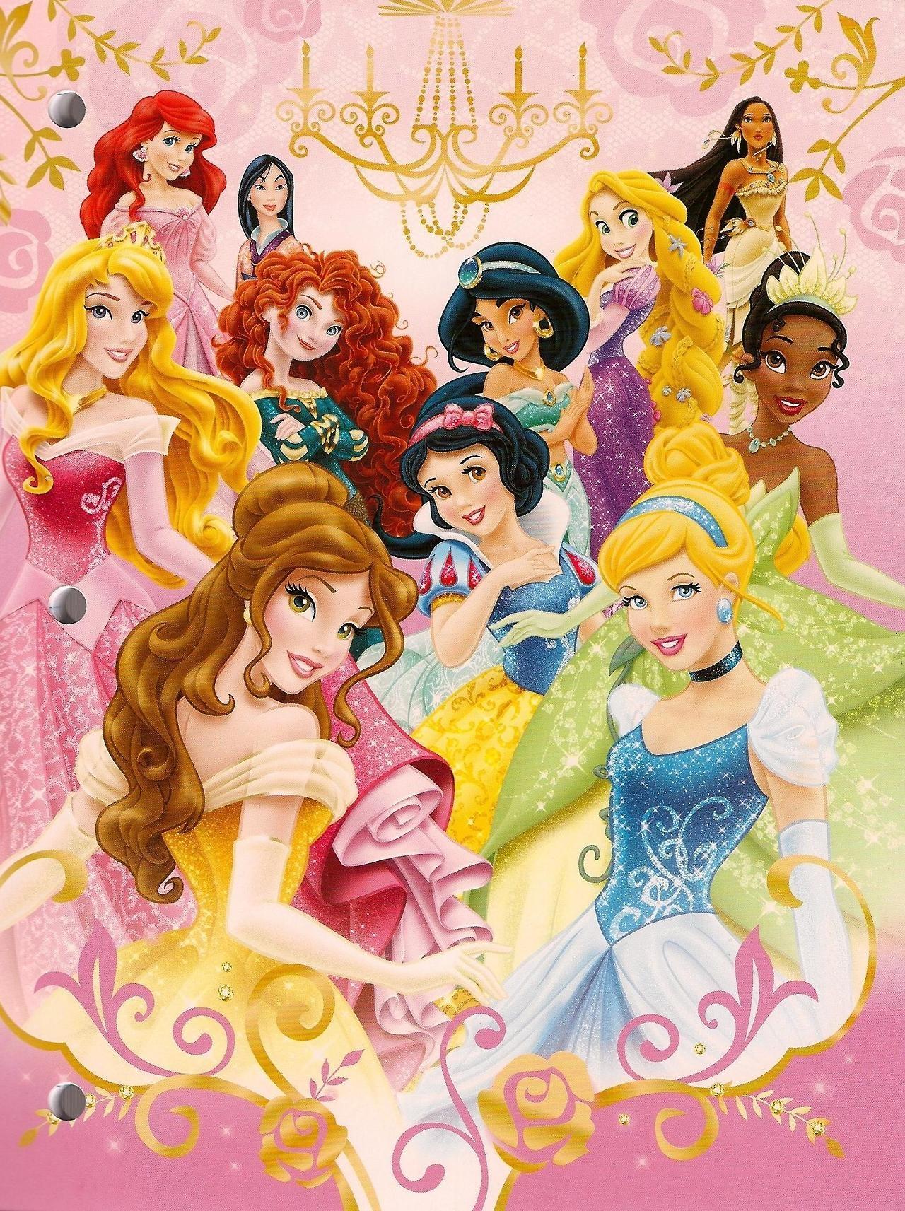 Disney princess hd wallpaper free download - Image de princesse disney ...