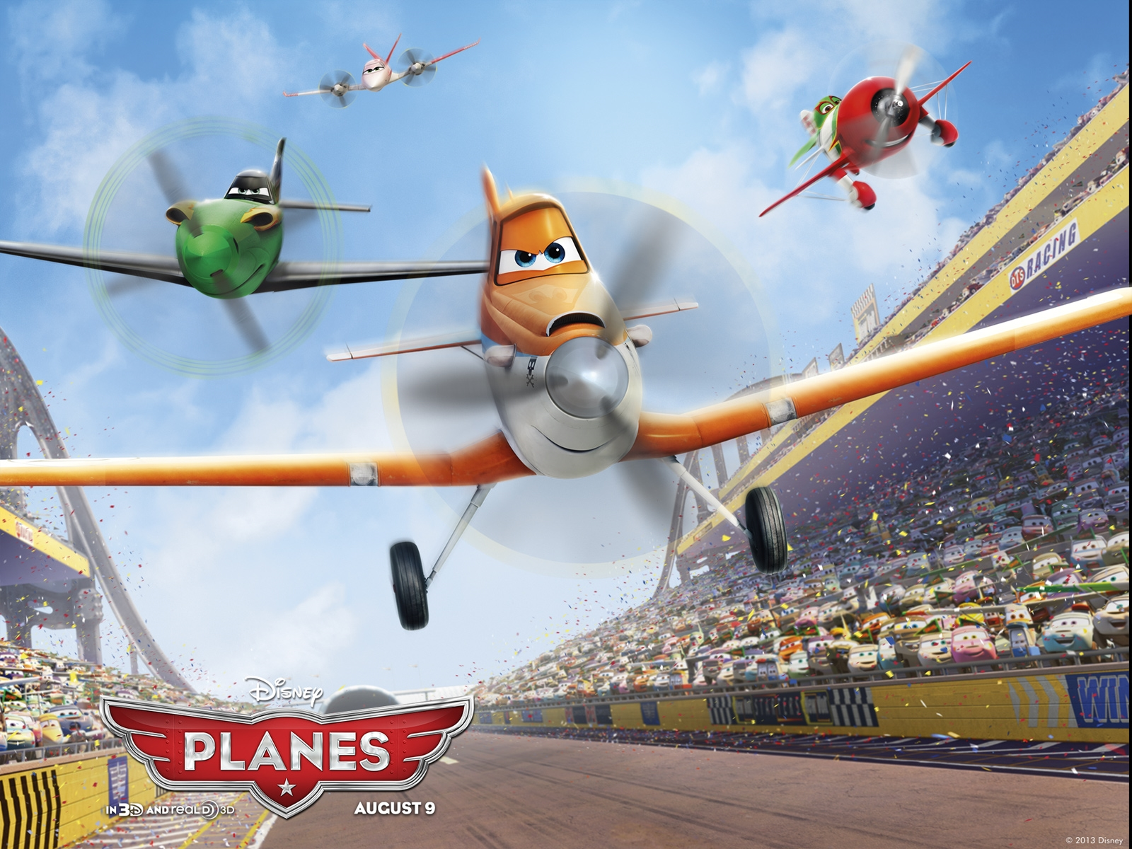 disneys planes wallpaper desktop