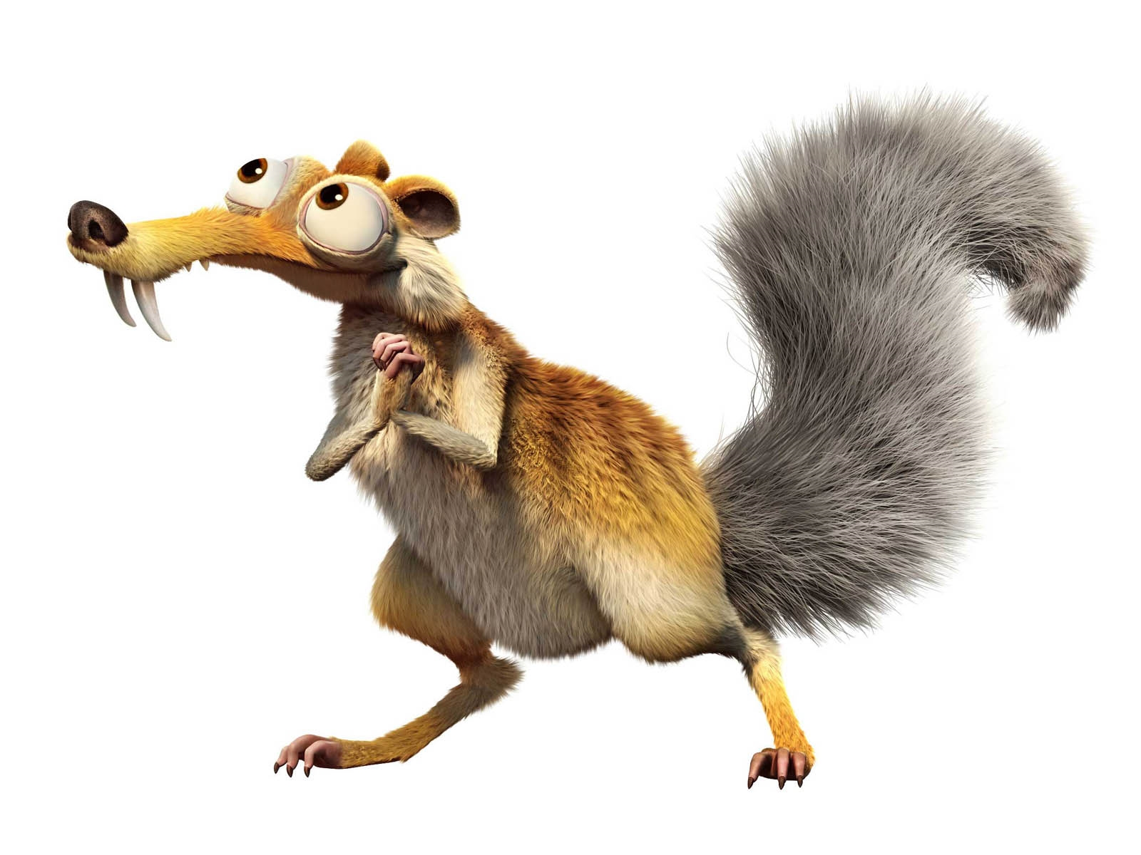 ice age scrat squirrel wallpaper