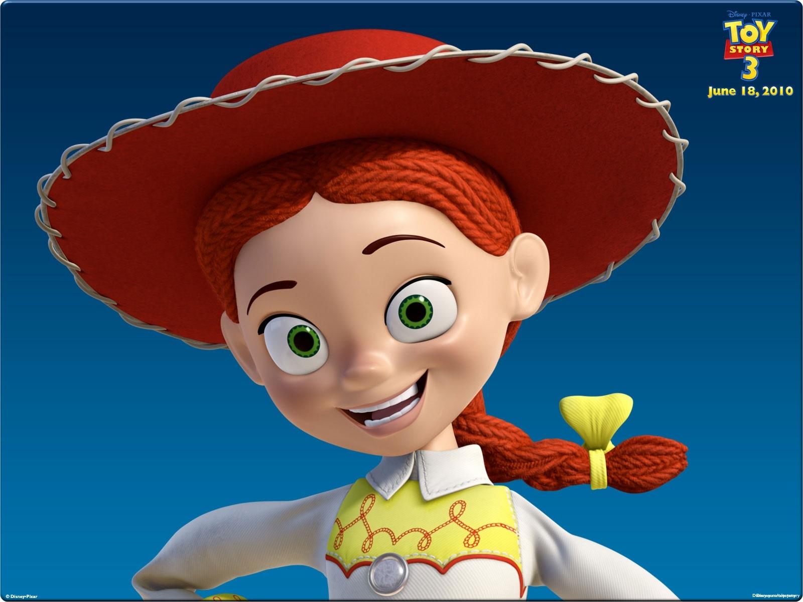 jessie toy story 3 free desktop
