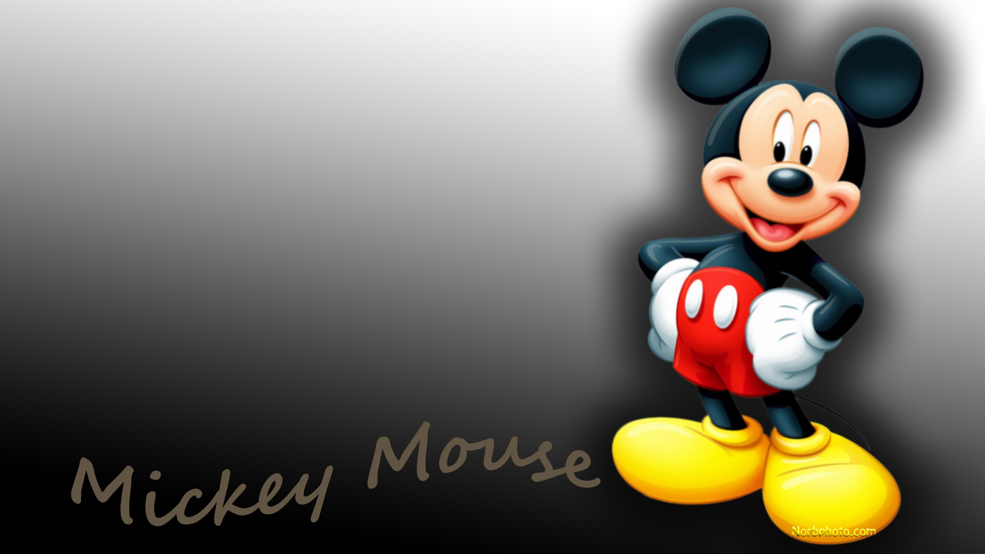 mickey mouset disney free background wall paper