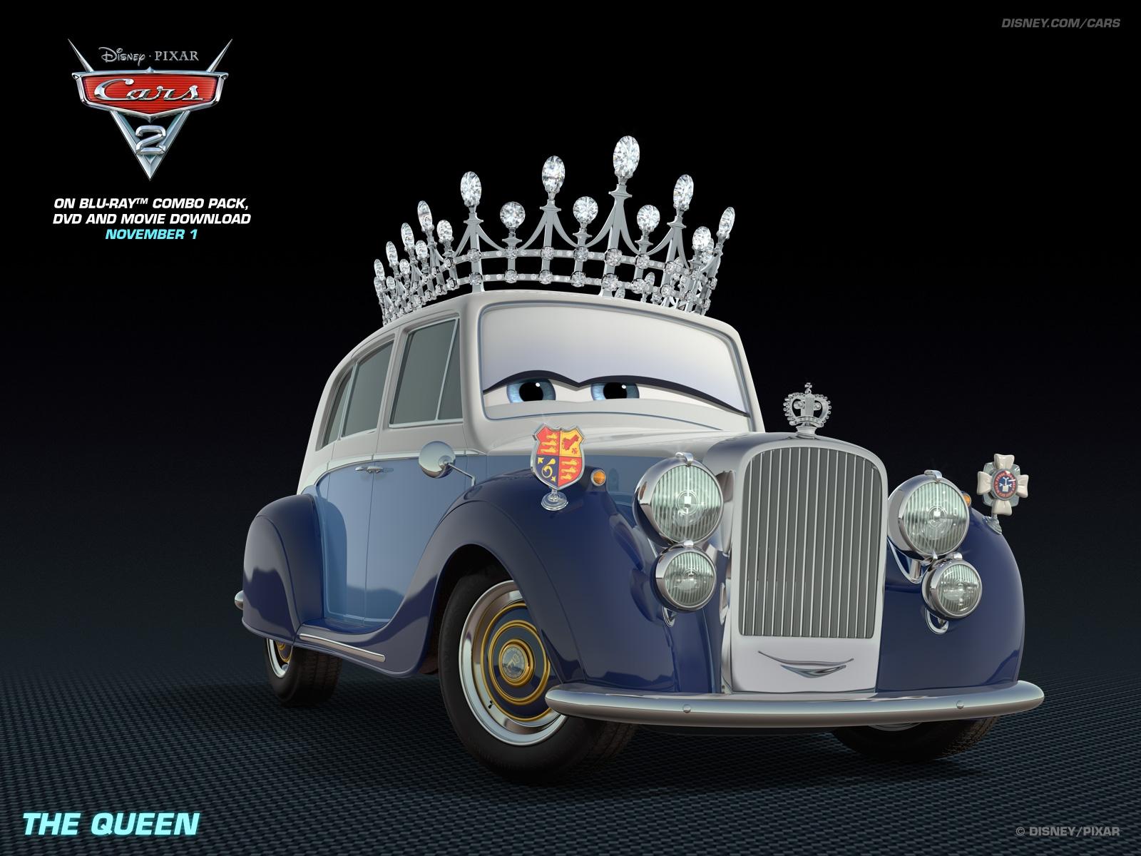Queen disney pixar cars 2 free hd wallpaper 1600 1200 - Disney cars 3 wallpaper ...