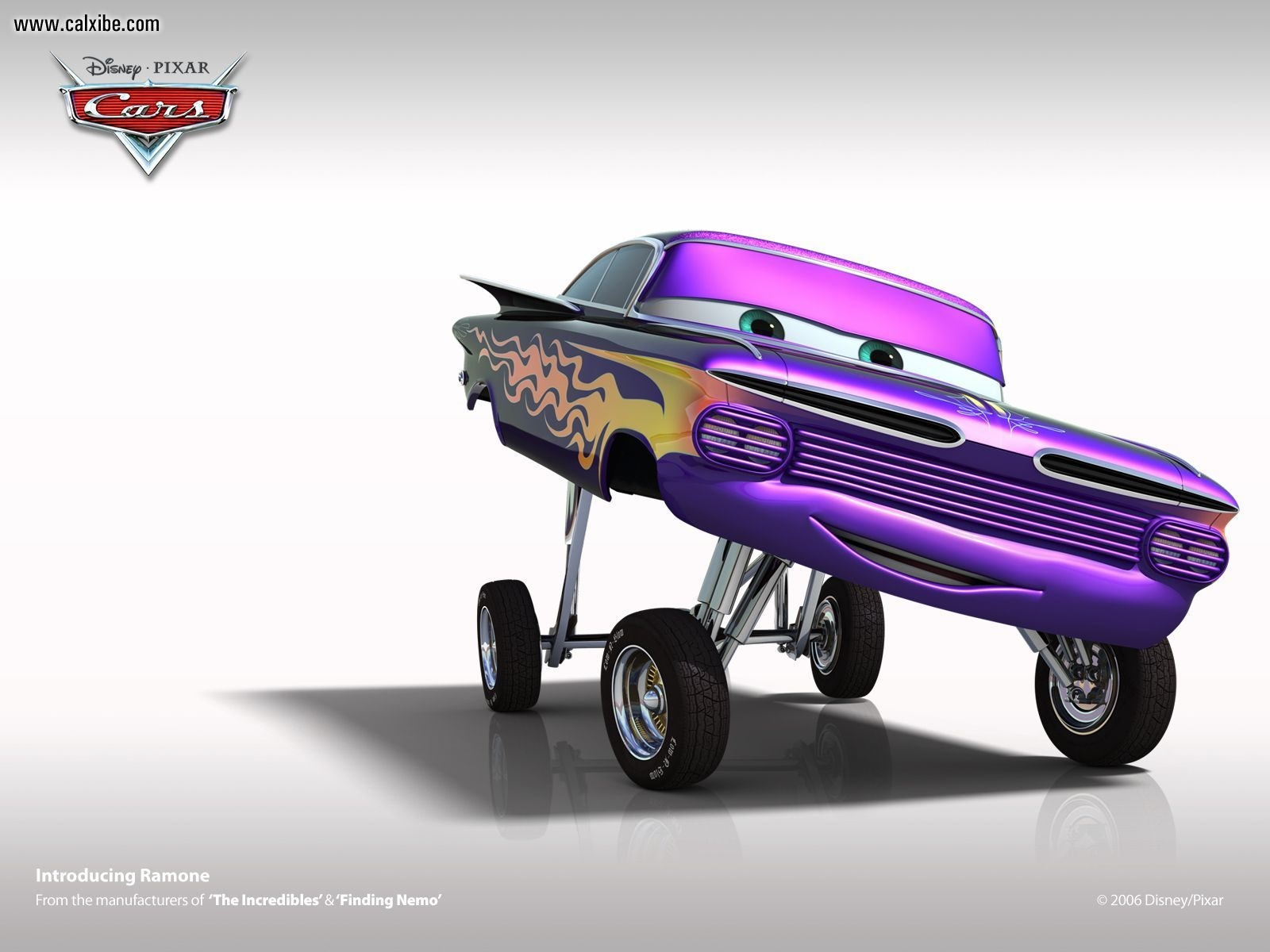 ramone disney pixar cars 2 free hd wallpaper 1600x1200