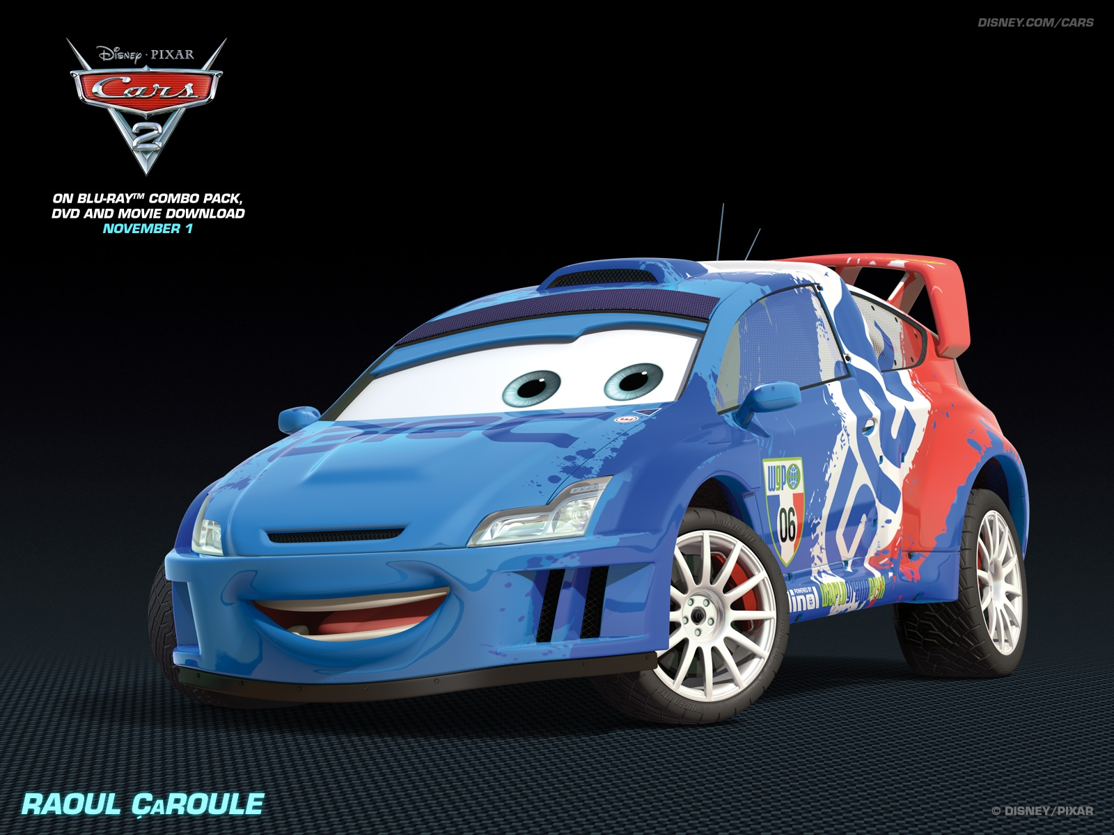 raoul caroule disney pixar cars 2 free hd wallpaper