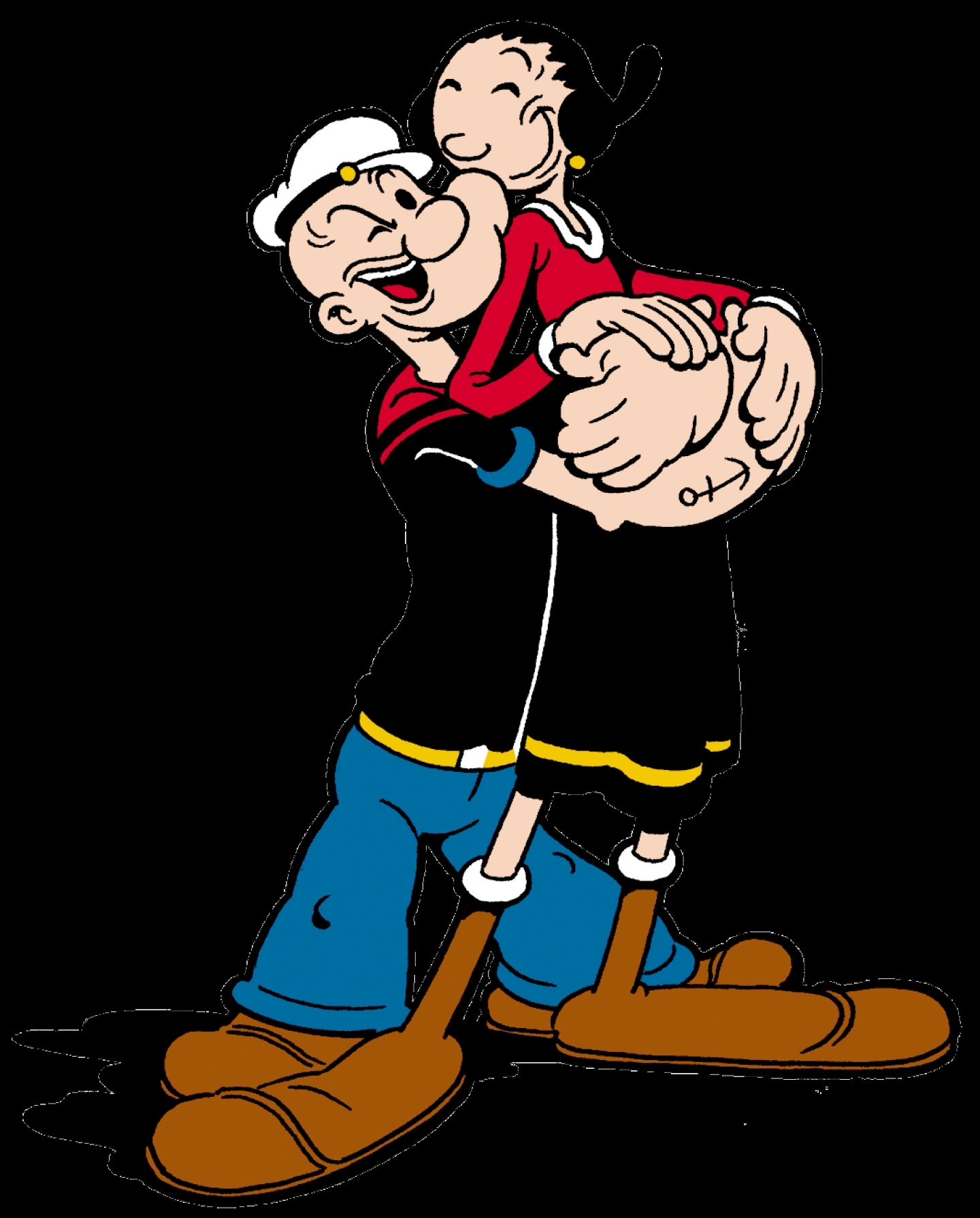 sailor man popeye olive 1440x900