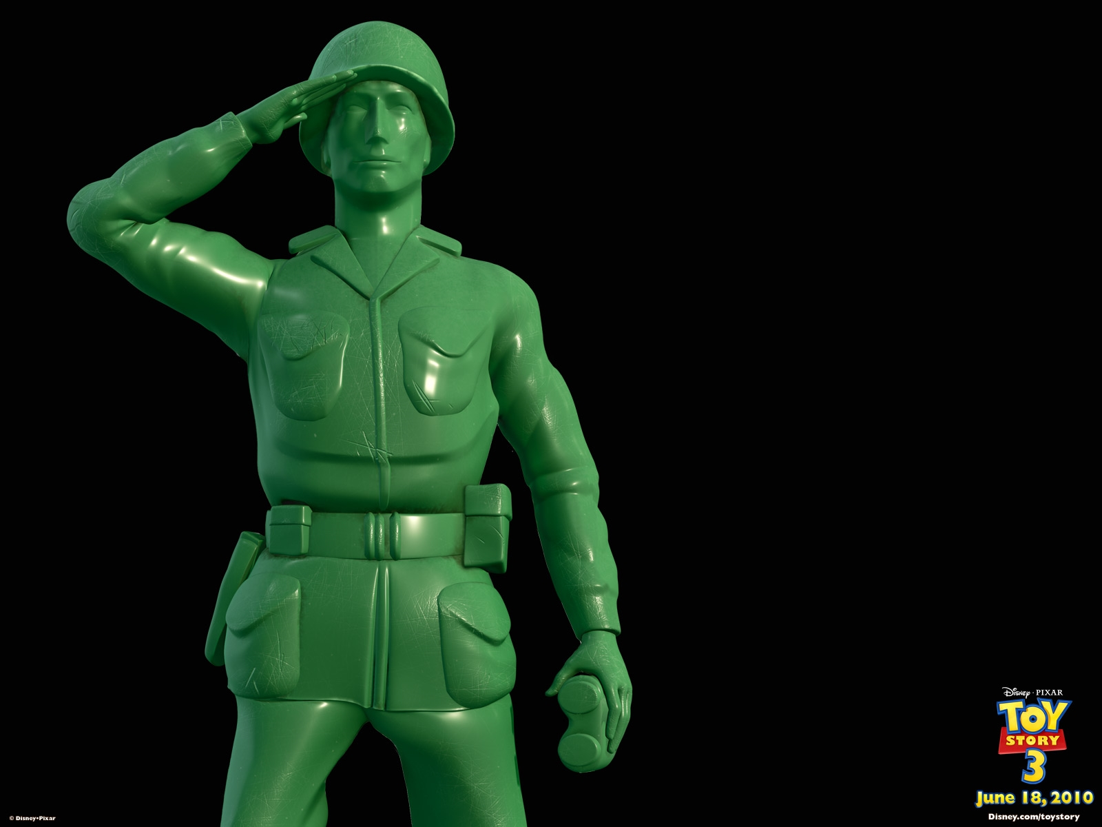 soldiers army men toy story 3