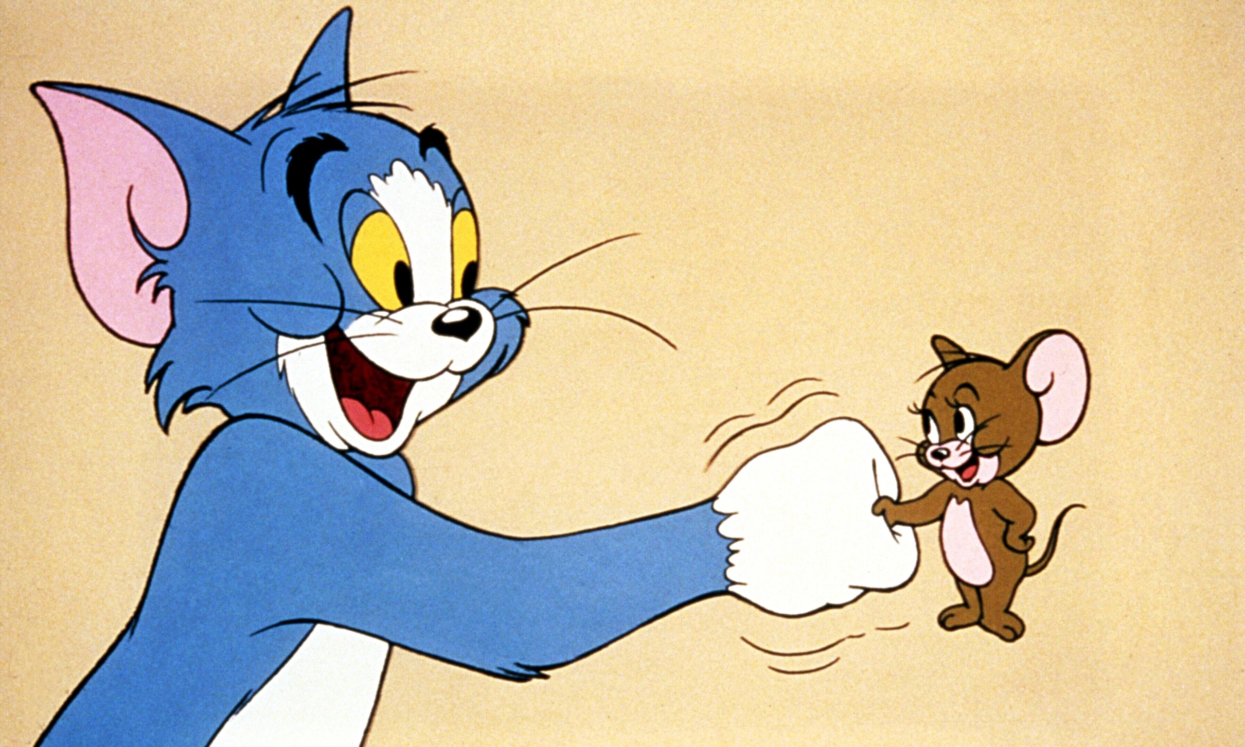 tom and jerry friends hd wallpaper