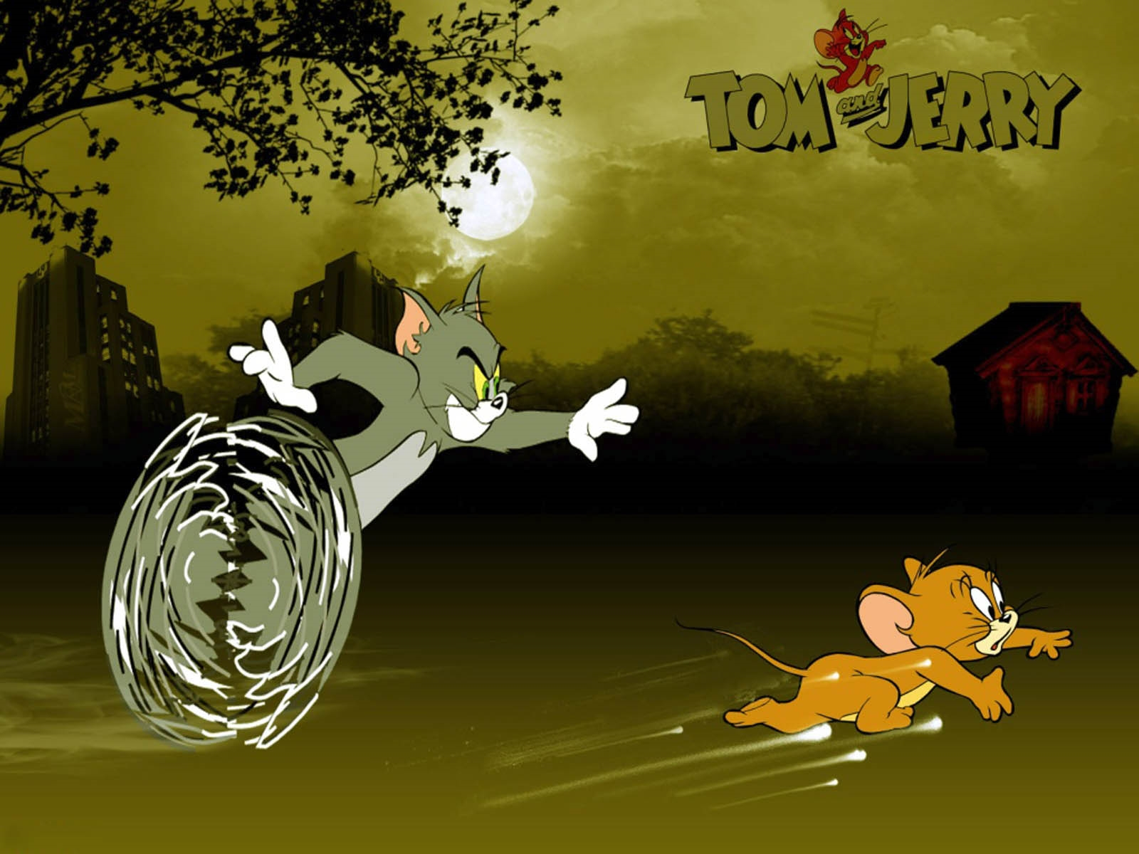 tom and jerry wallpapers 4