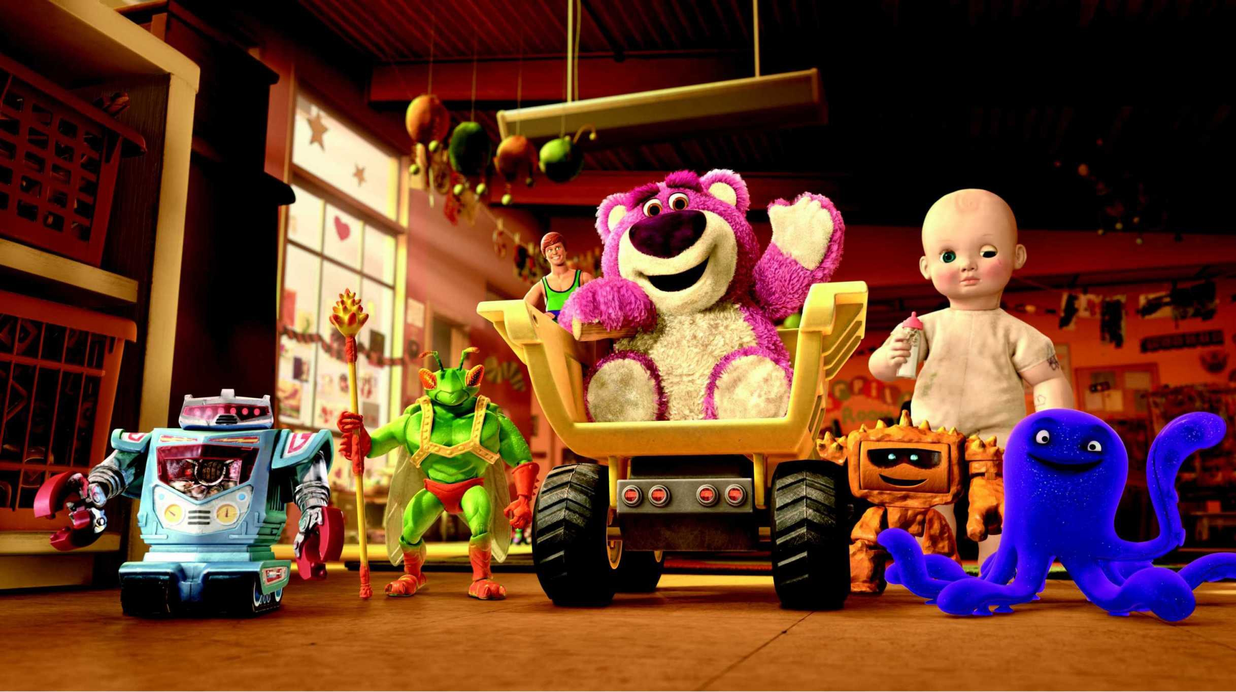 toy story 3 wallpaper background