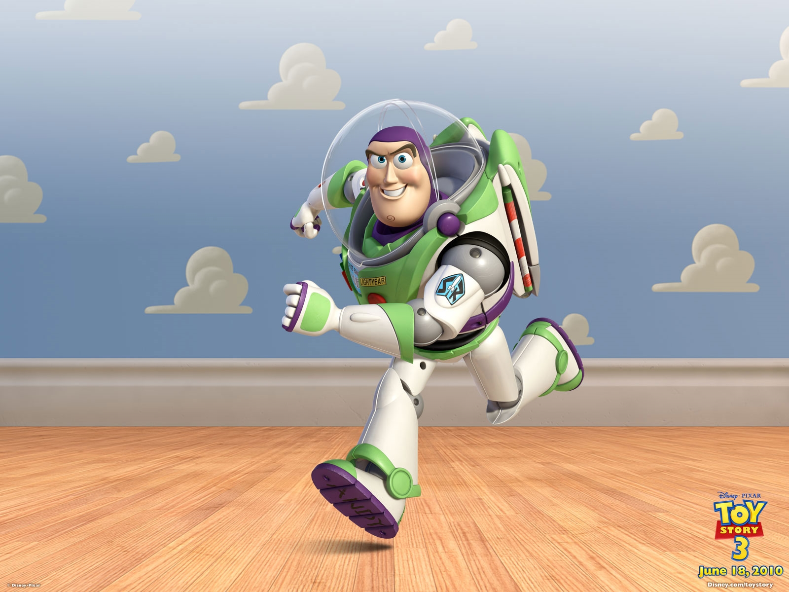 Toy Story Movie Buzz Woody