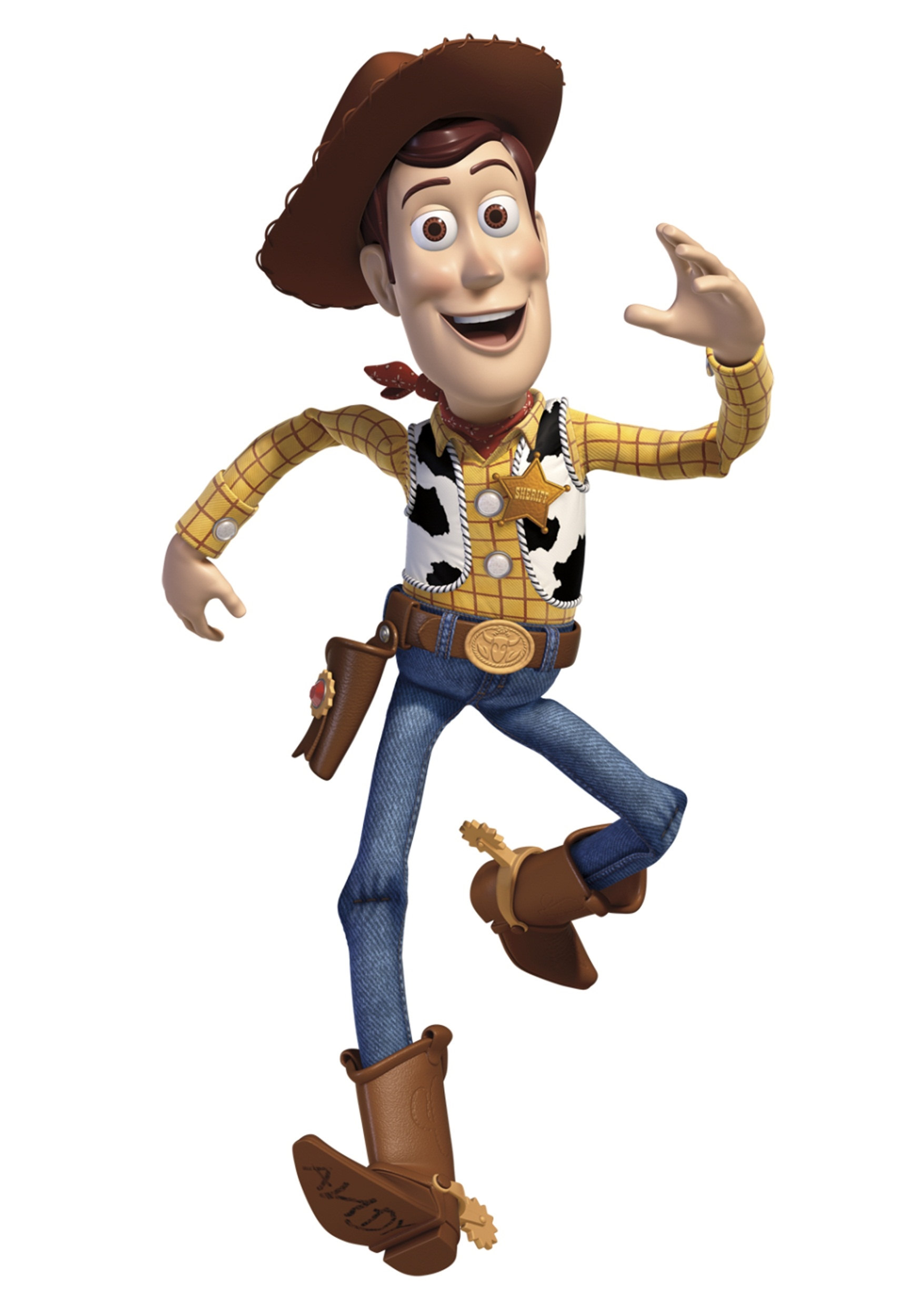 woody toy story movie