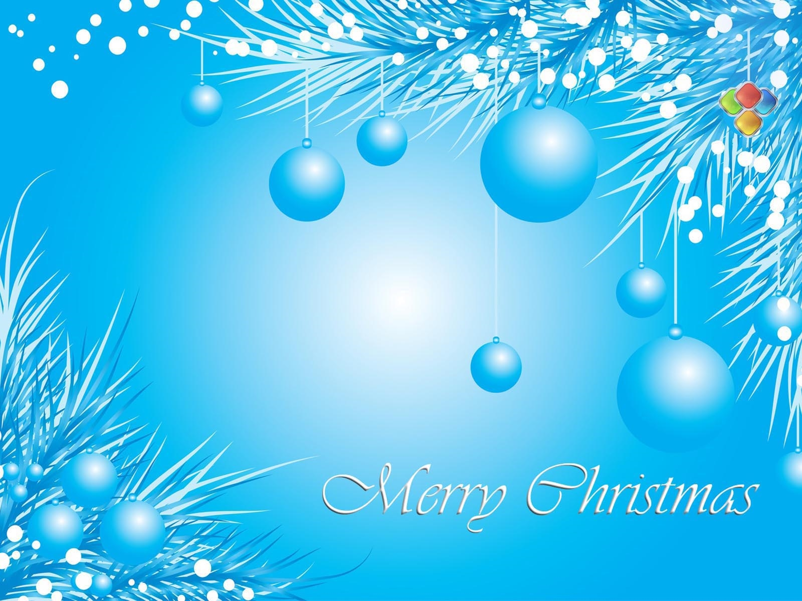 christmas wallpapers free light blue wallpaper