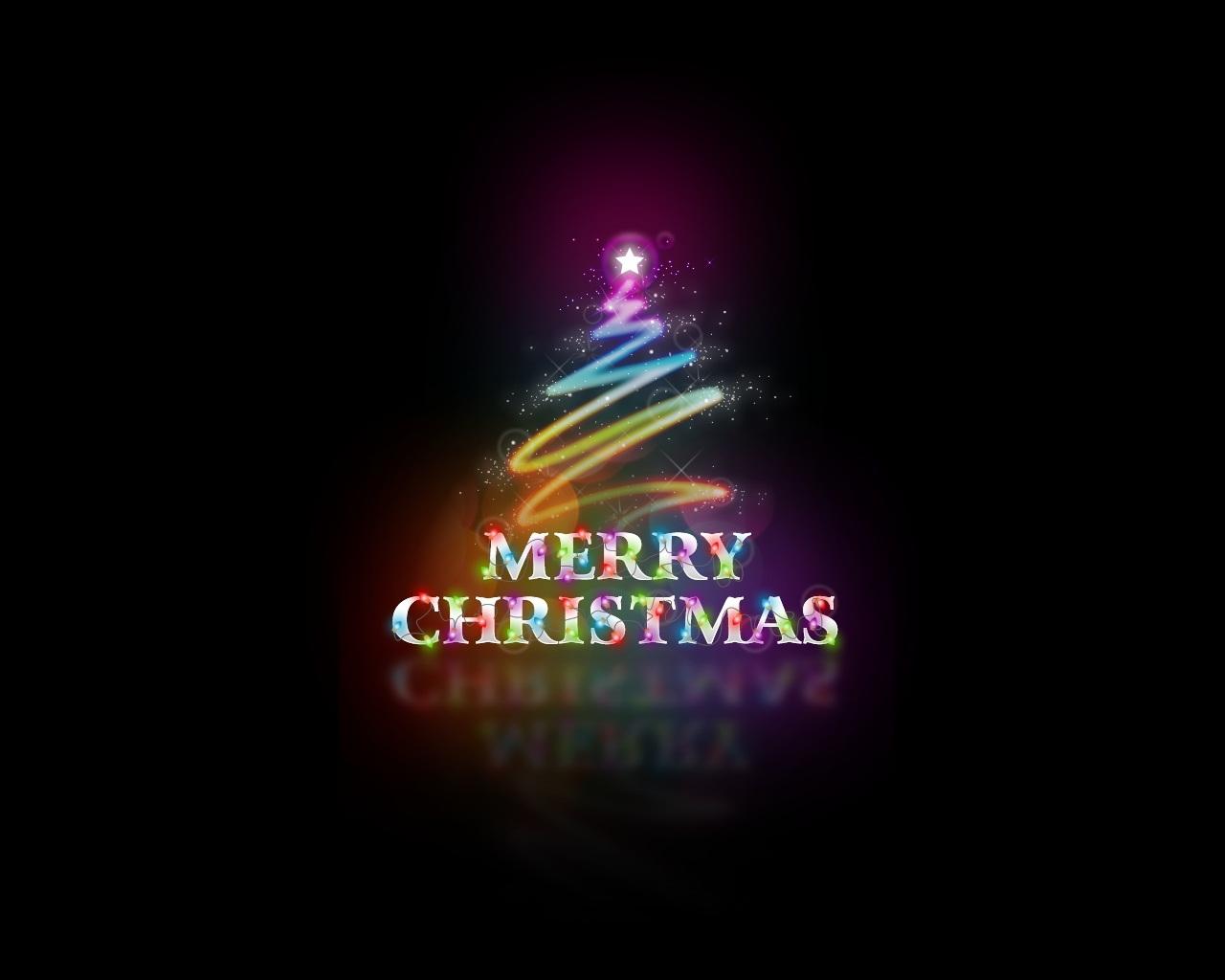 happy merry christmas free wallpaper deskto