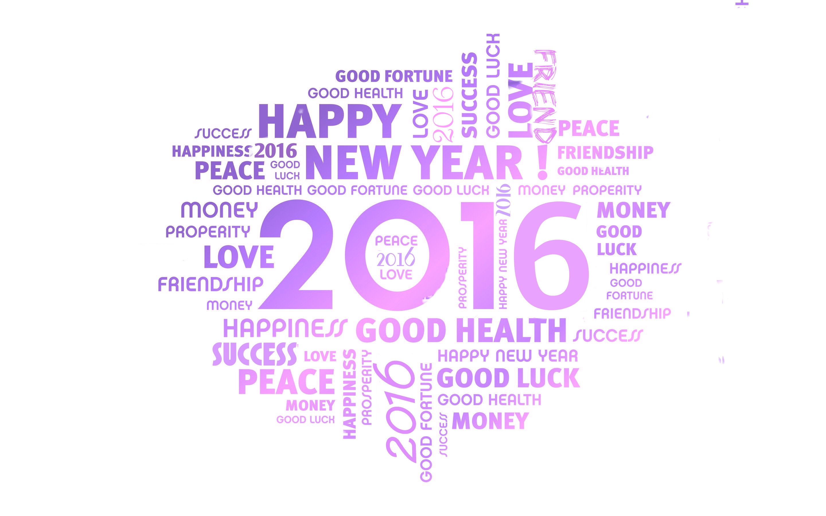 happy new year greetings 2016