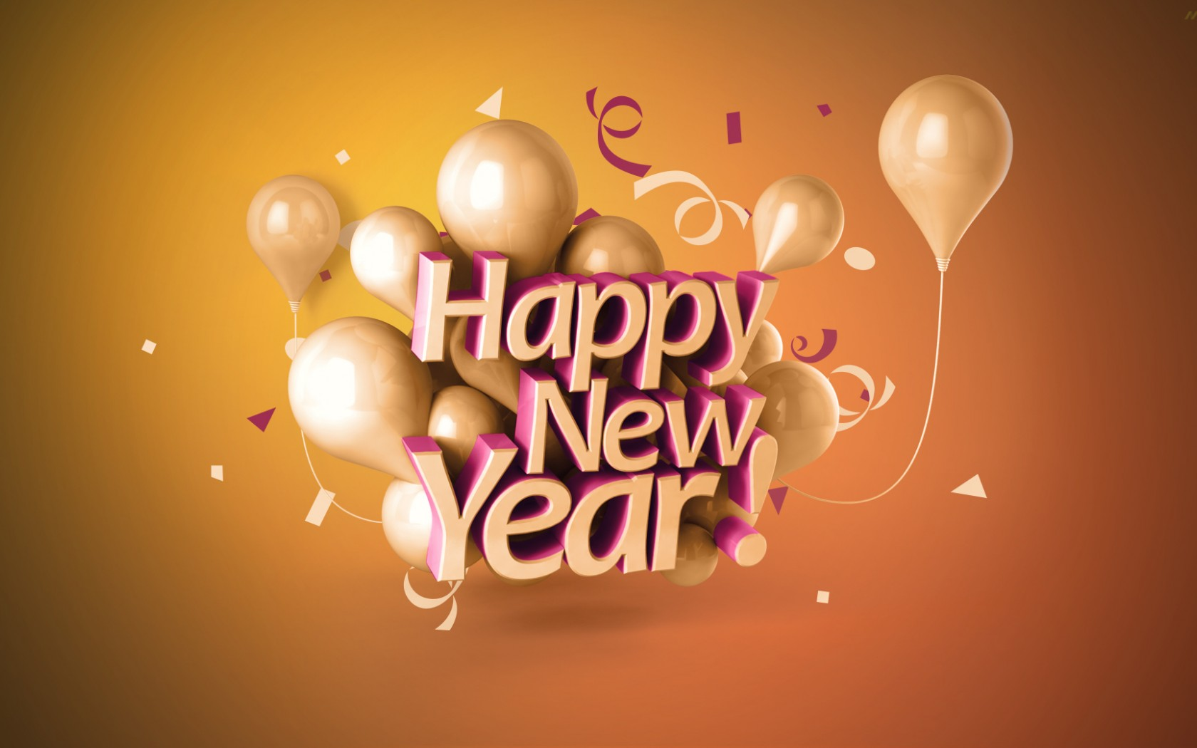 happy new year wishes cute latest hd wallpaper