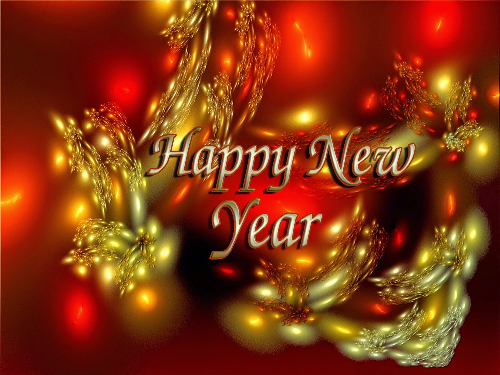 happy new year wishes greetings hd wallpaper