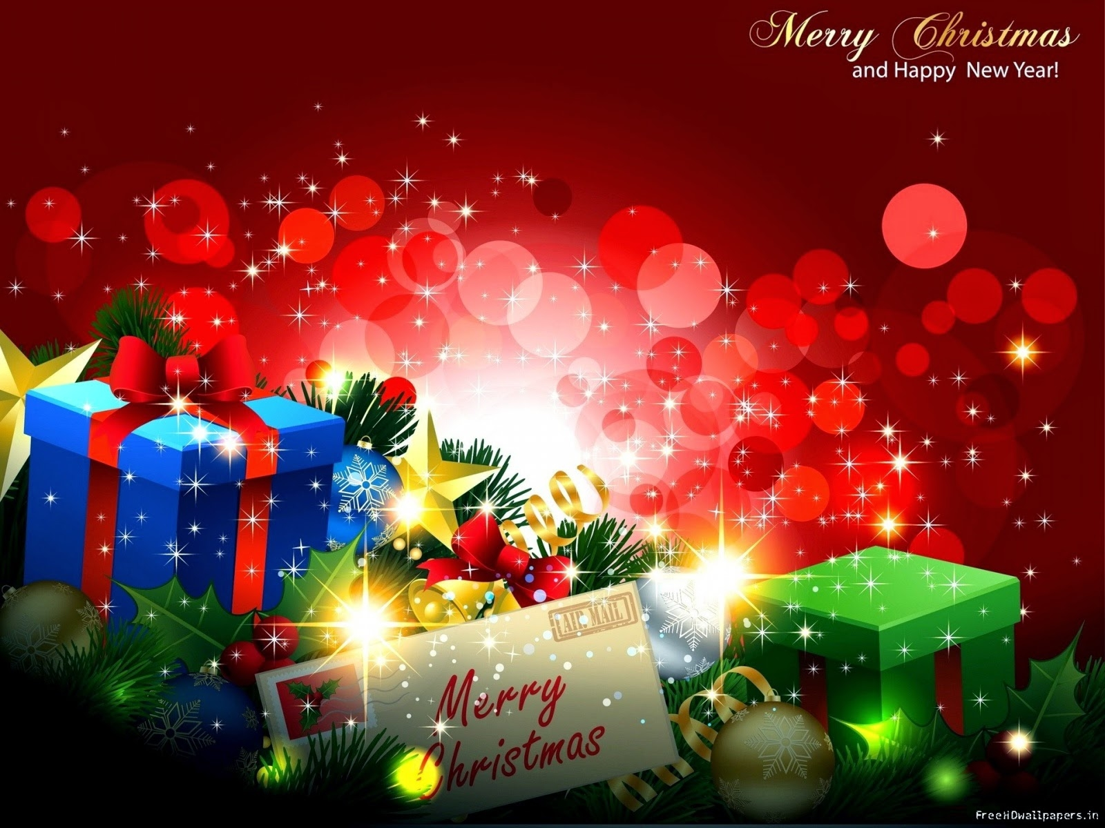 Merry christmas happy new year greetings m4hsunfo