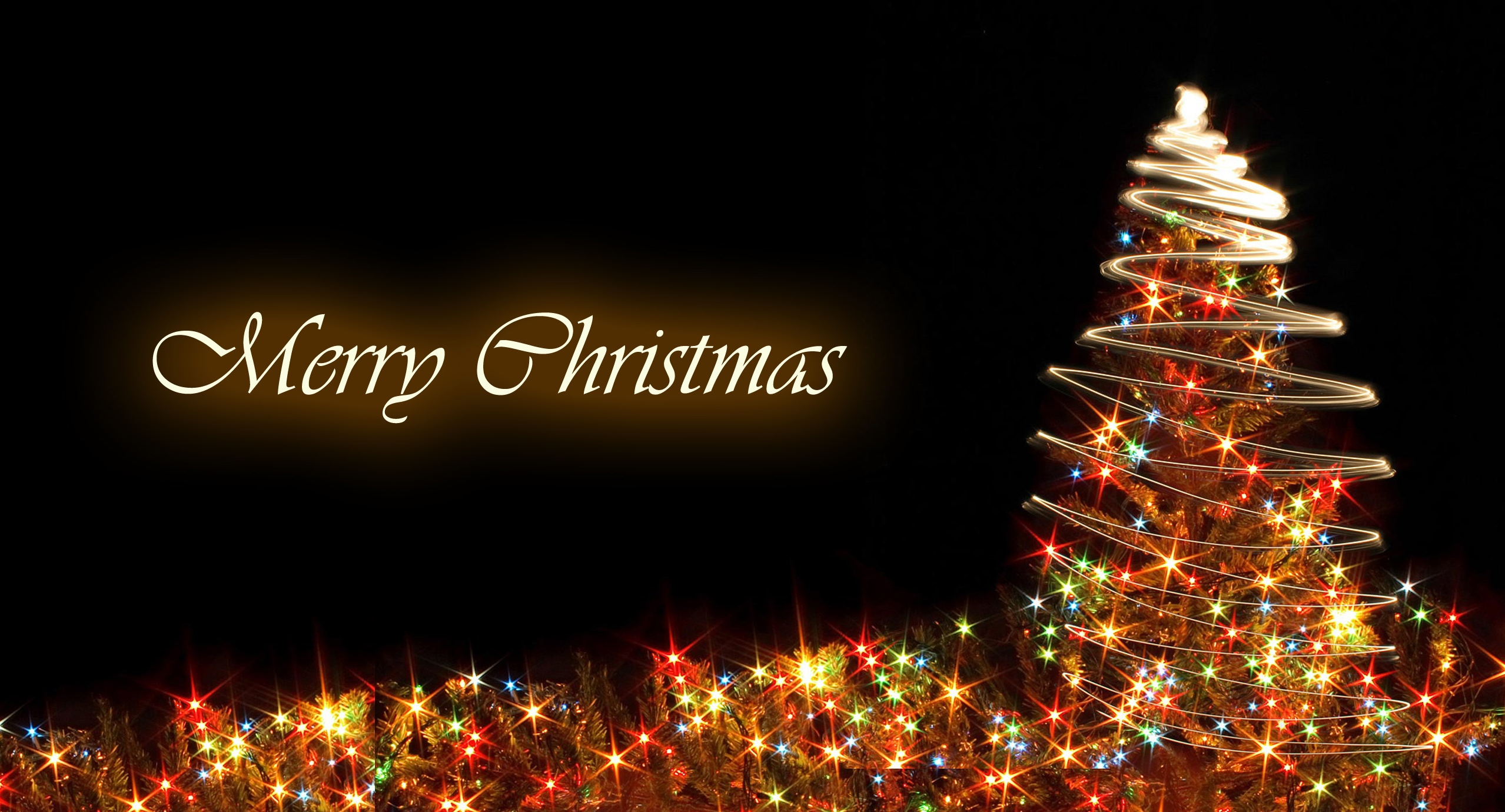 Merry Christmas Greetings Wishes Awesome Hd Wallpaper