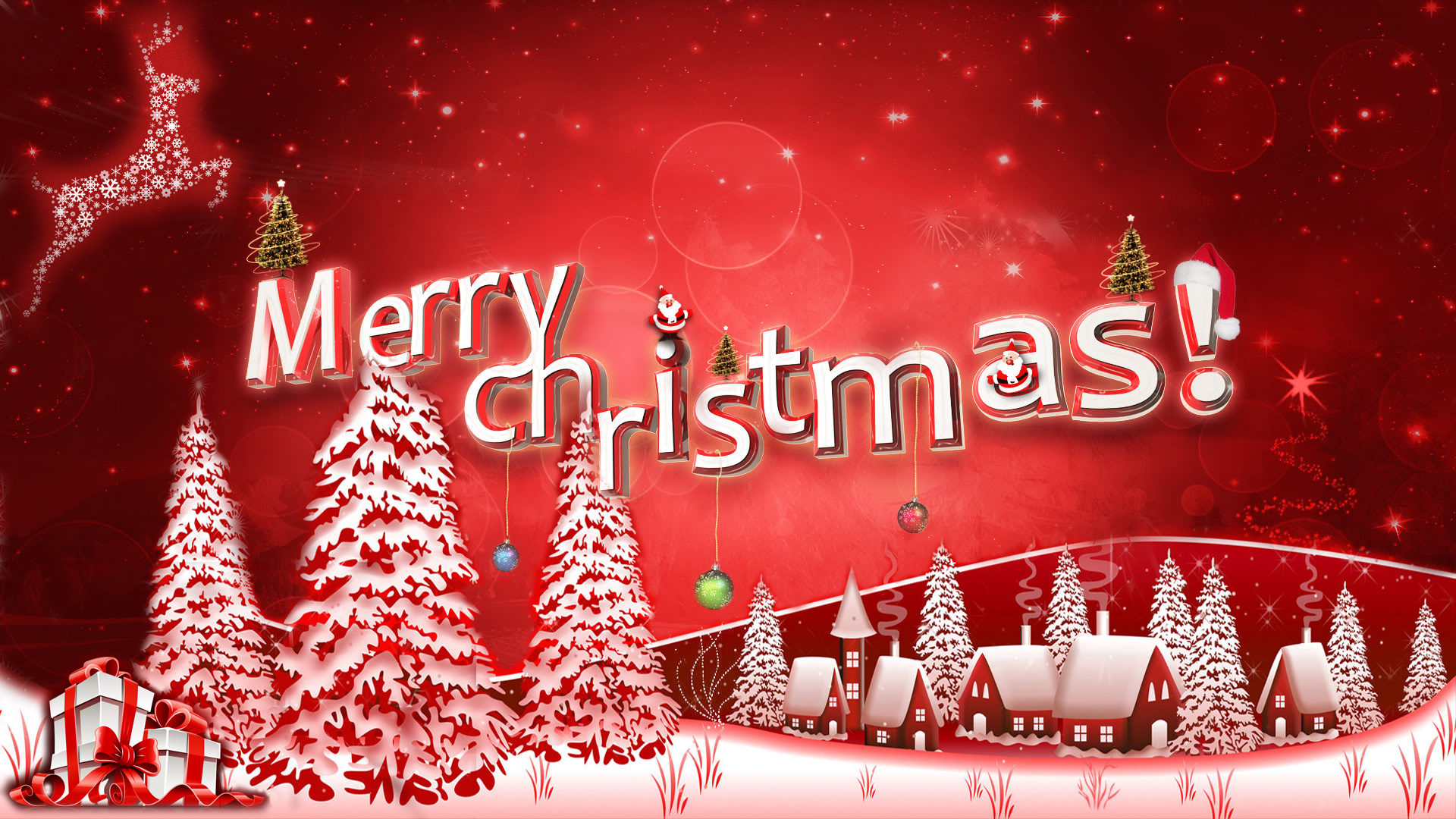 merry christmas wishes greetings new hd wallpaper