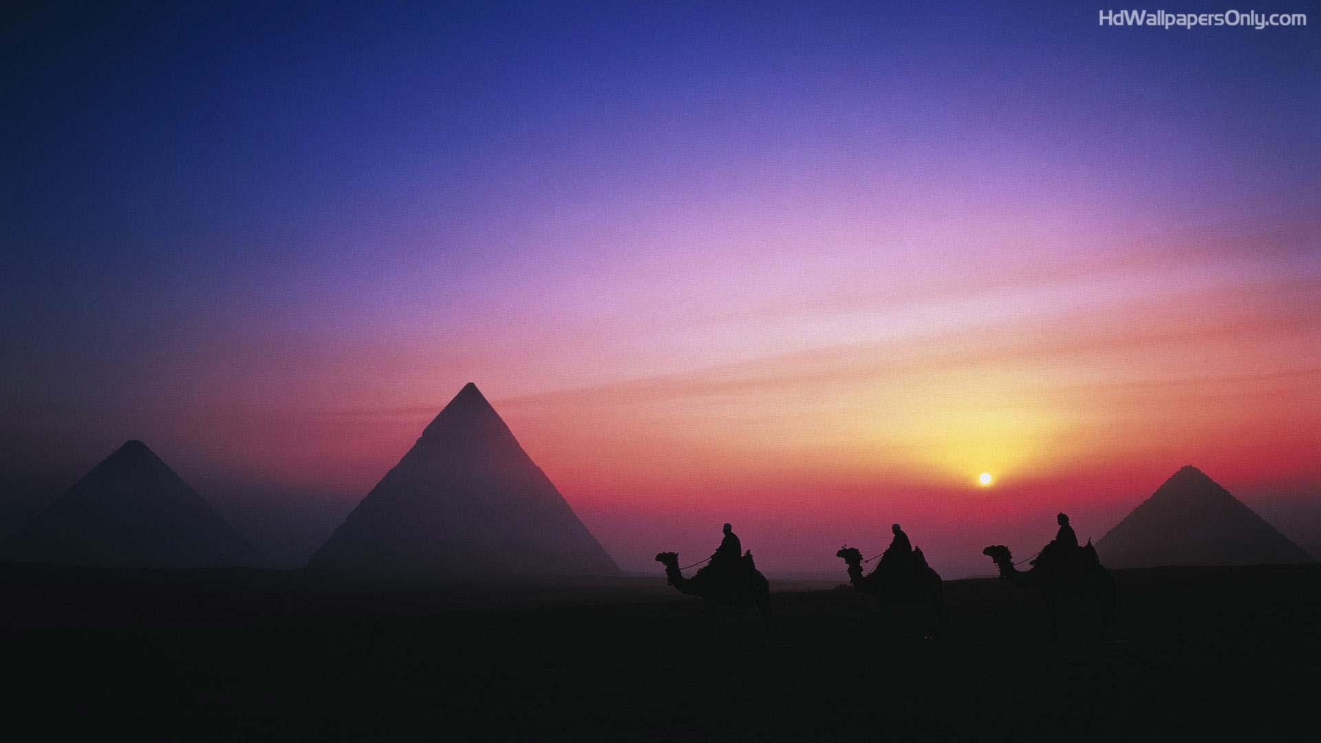 egypt deskto