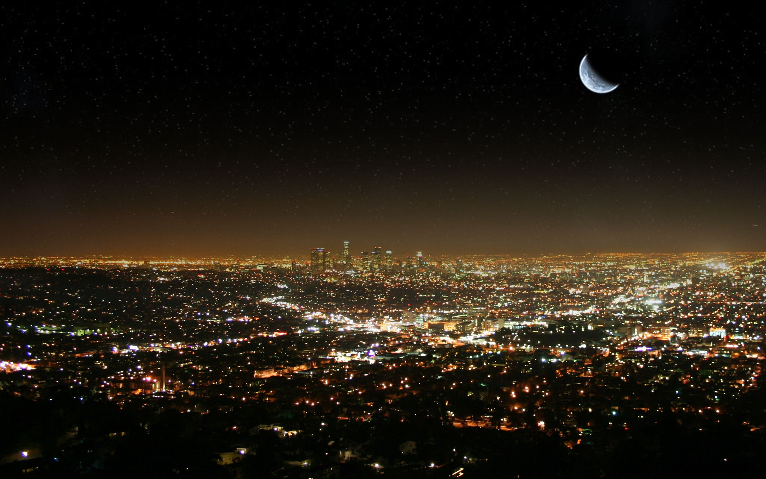 los angeles free wallpapers