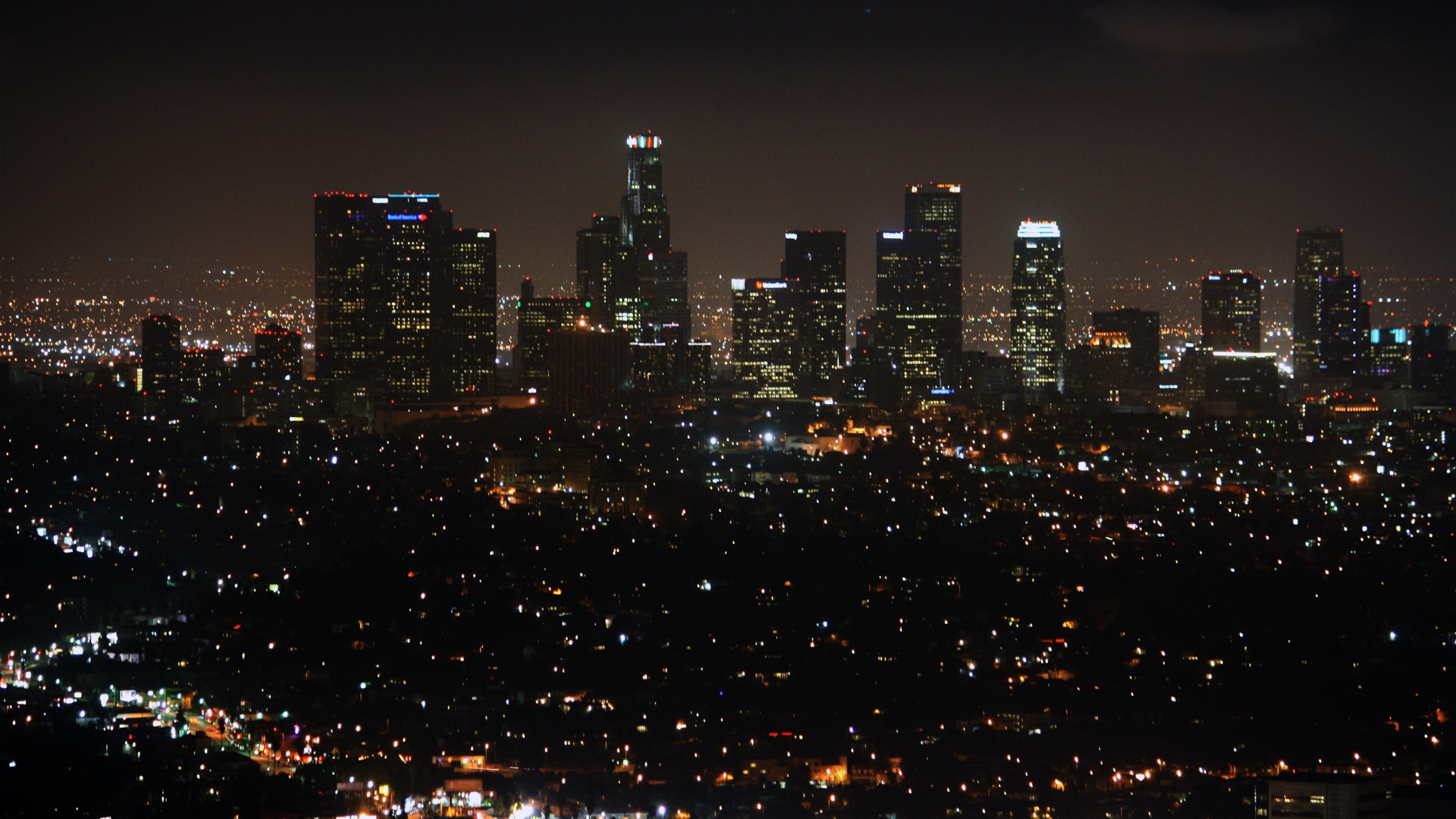 los angeles widescreen