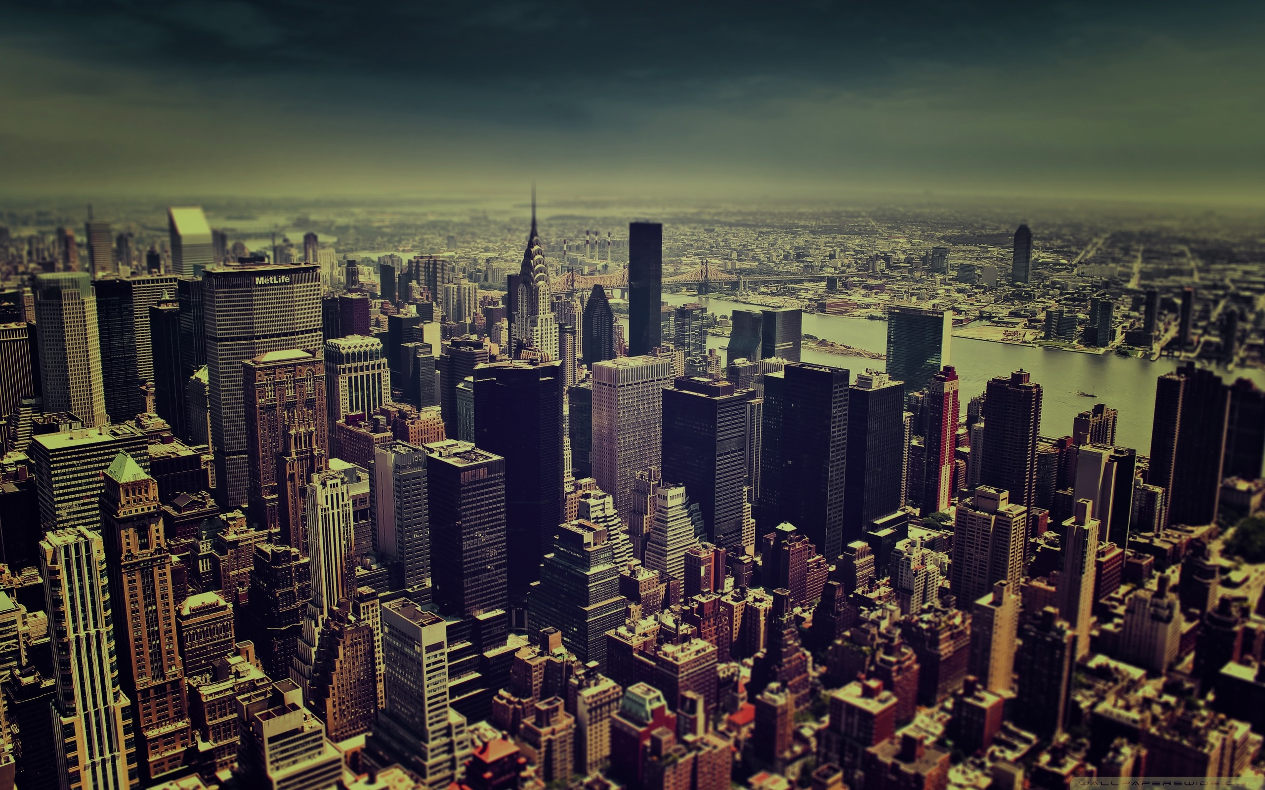 new york background
