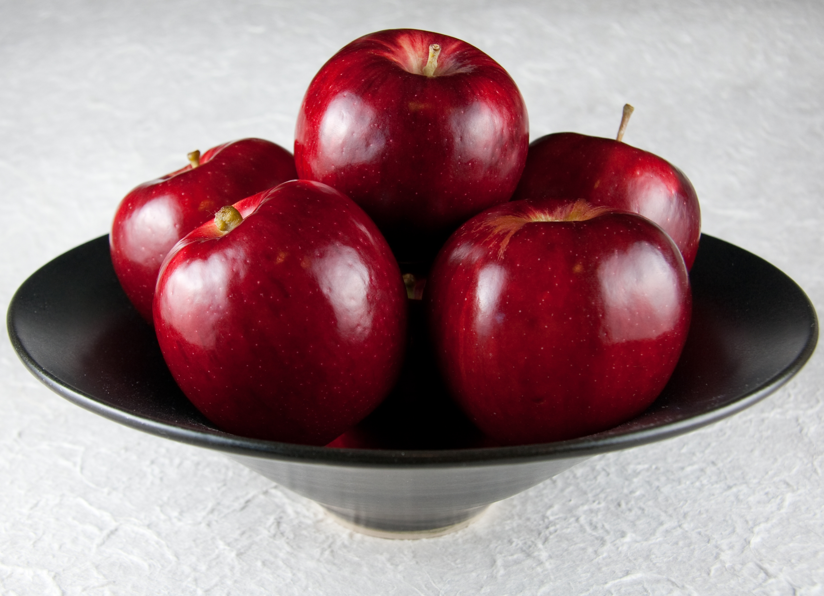 bowl of apples hd image