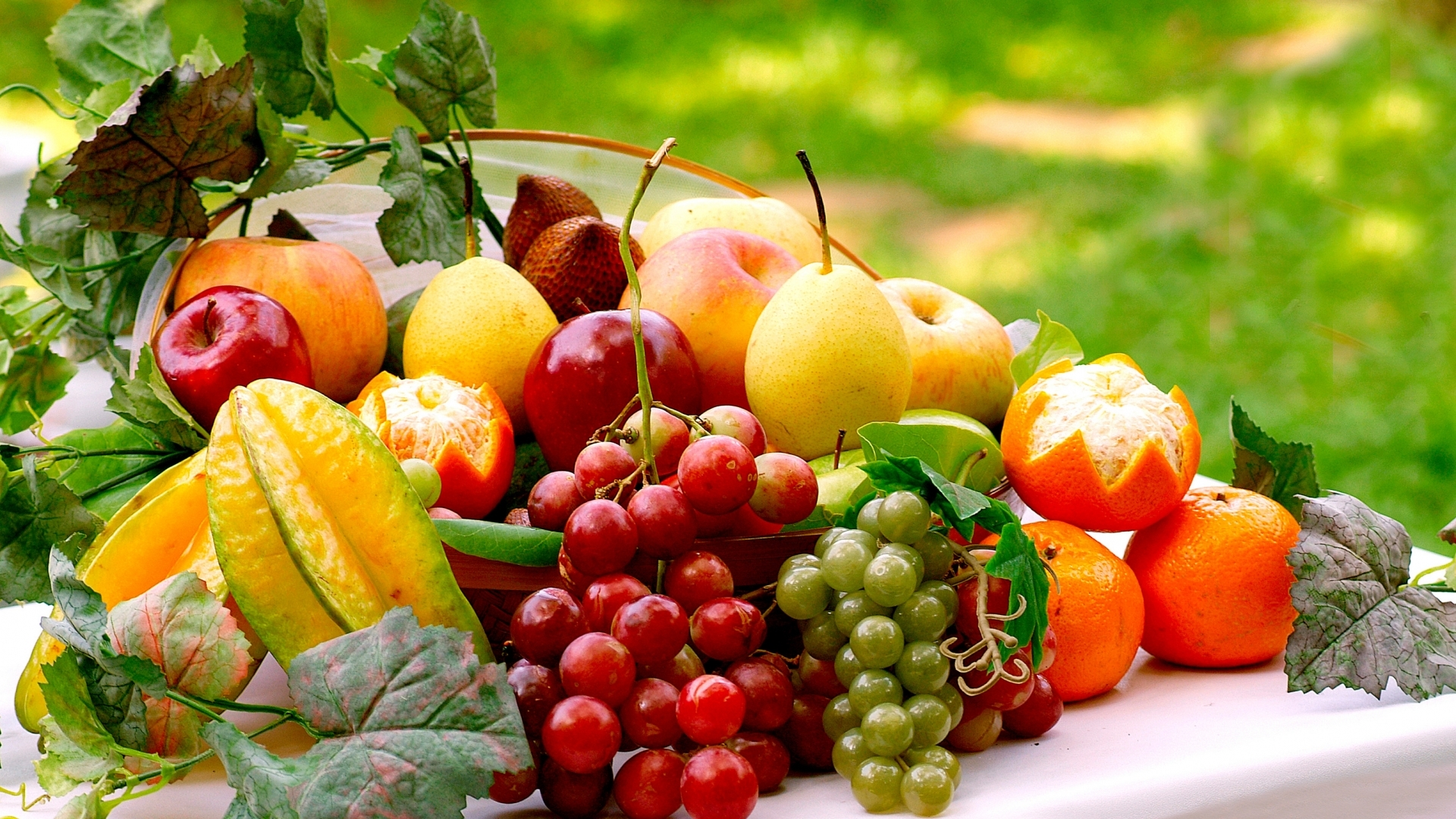 Fruits hd images - Fruits Background
